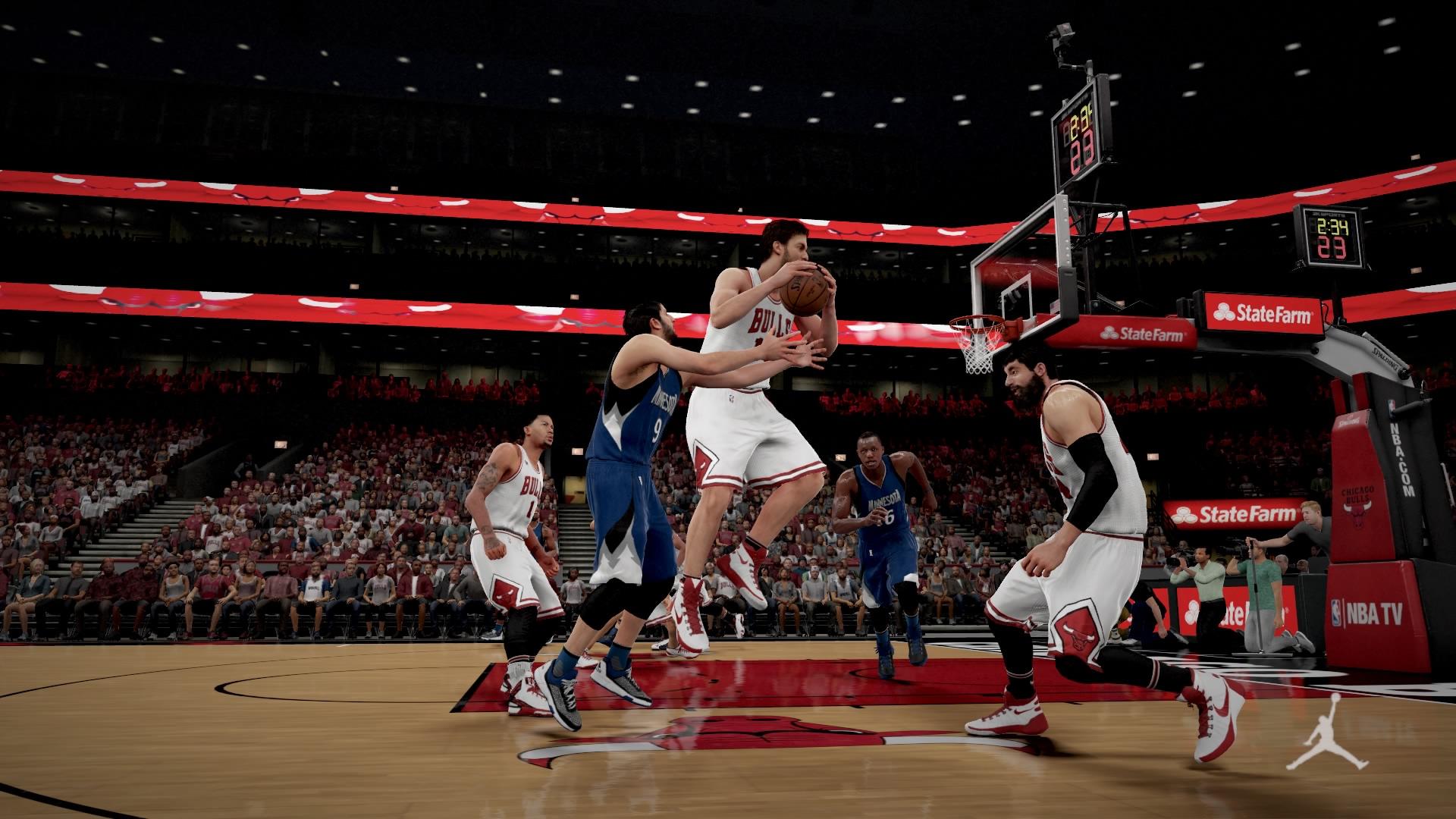 NBA 2K16 – vzhůru na palubovky 115157
