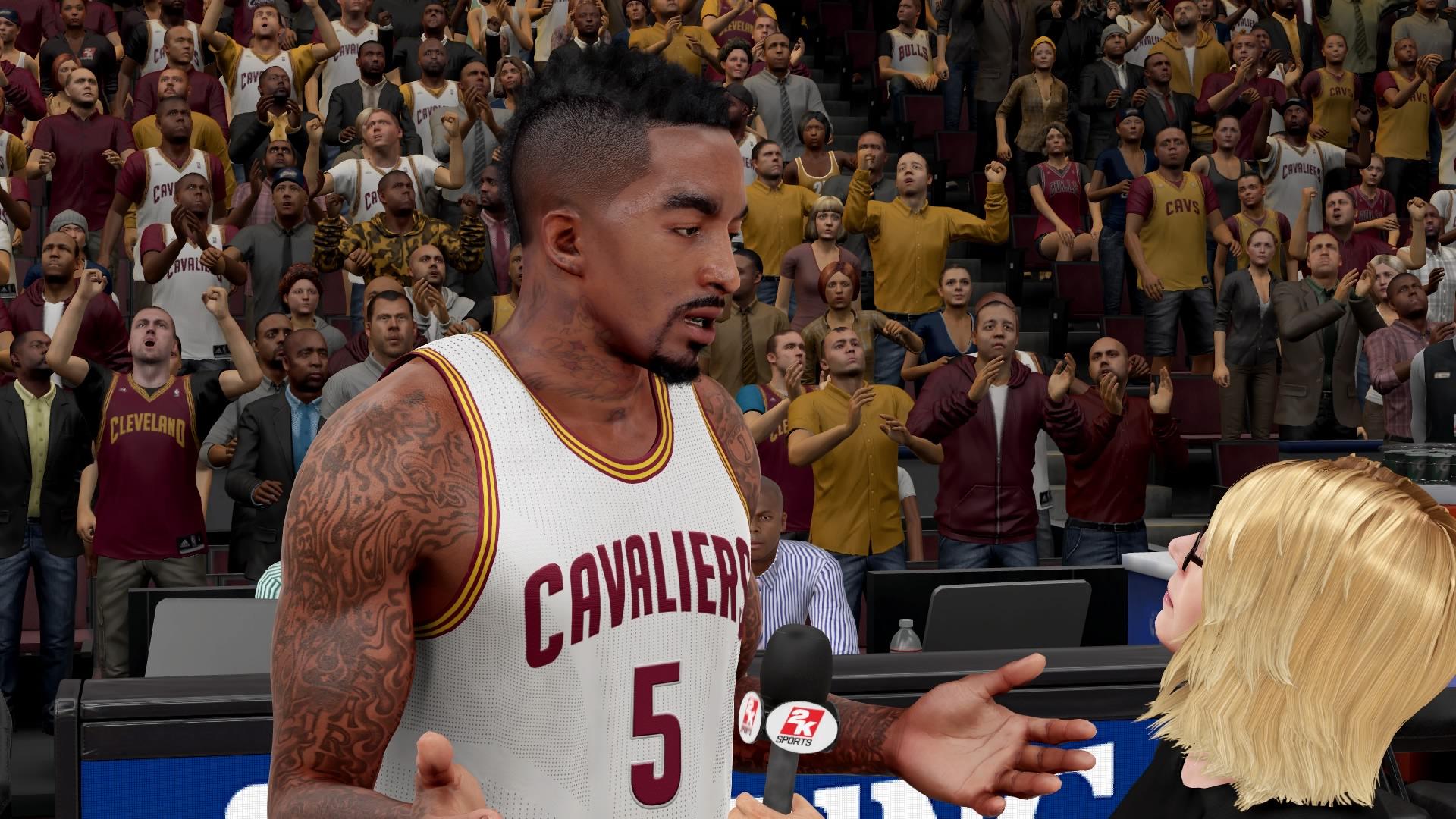 NBA 2K16 – vzhůru na palubovky 115159