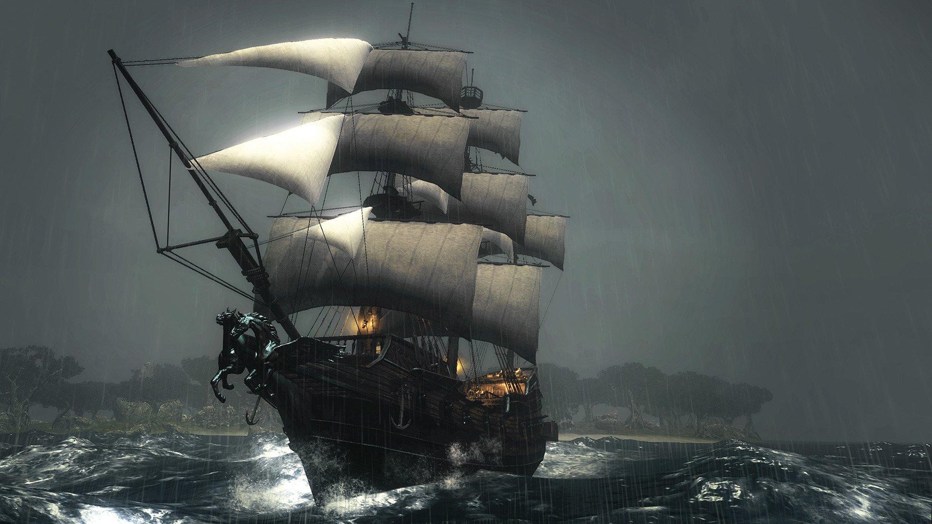 Pirátské RPG Raven's Cry si chce napravit pověst 115162