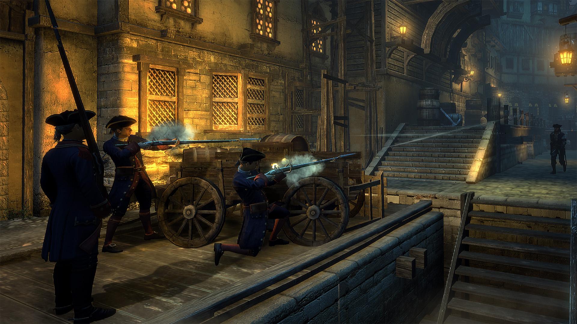 Pirátské RPG Raven's Cry si chce napravit pověst 115163