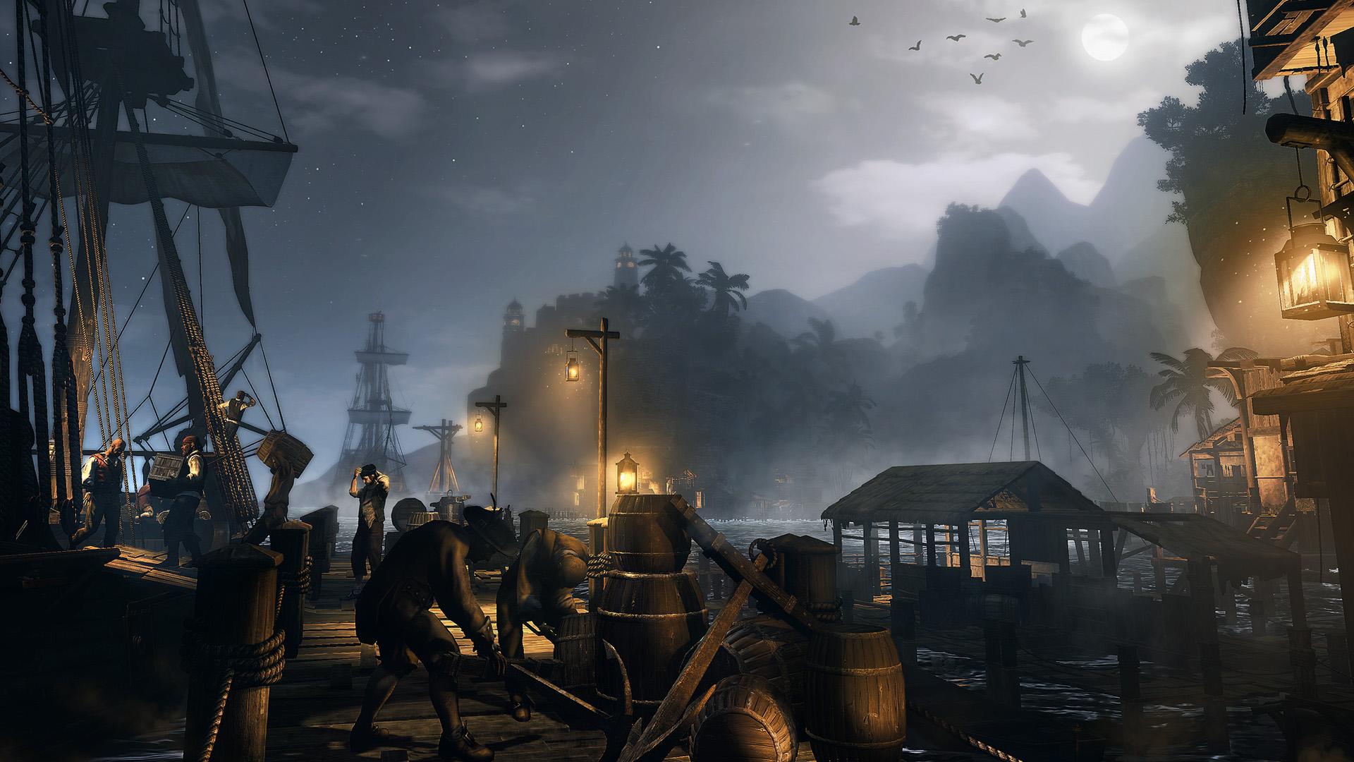 Pirátské RPG Raven's Cry si chce napravit pověst 115165