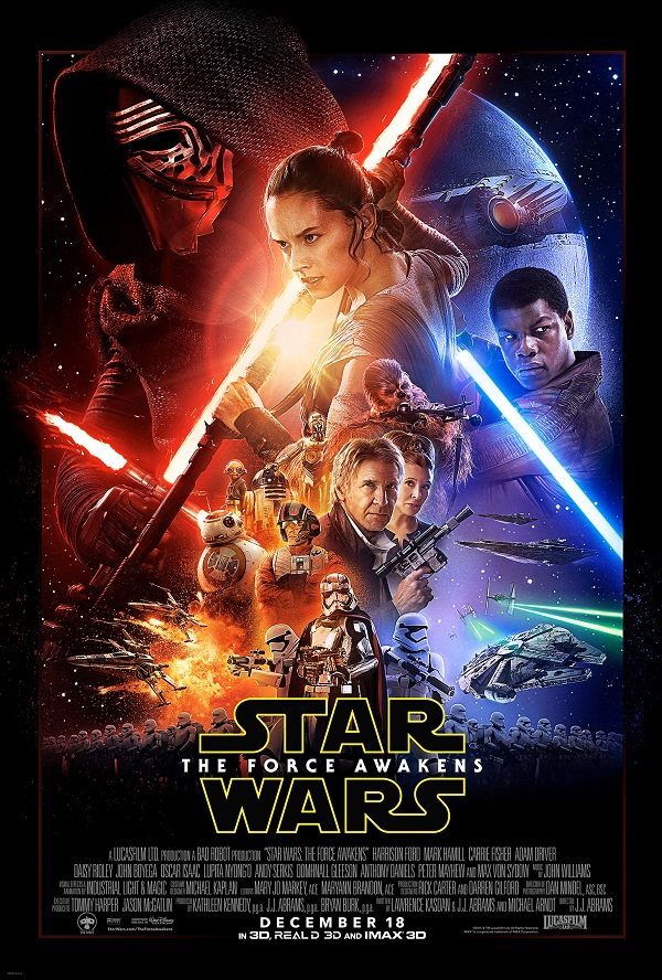 Star Wars: Síla se probouzí v parádním traileru 115214