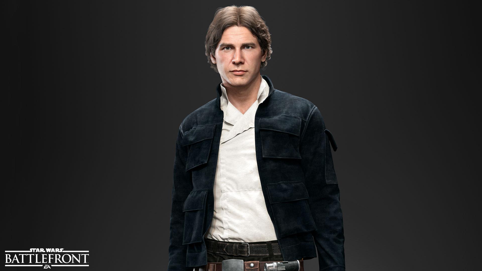Ve Star Wars: Battlefront se opravdu objeví Han Solo, Leia Organa a císař Palpatine 115254