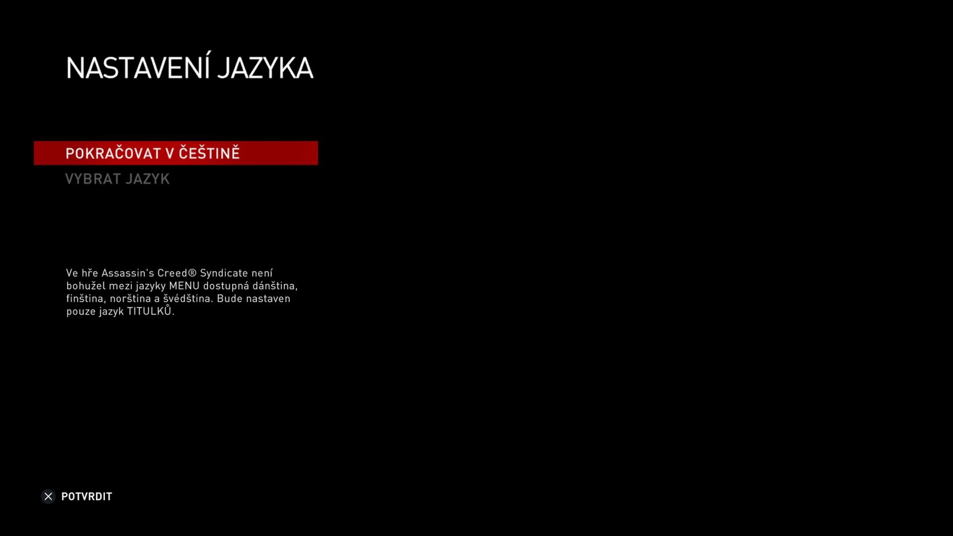 Čeština v Assassin's Creed: Syndicate je kompletní 115327