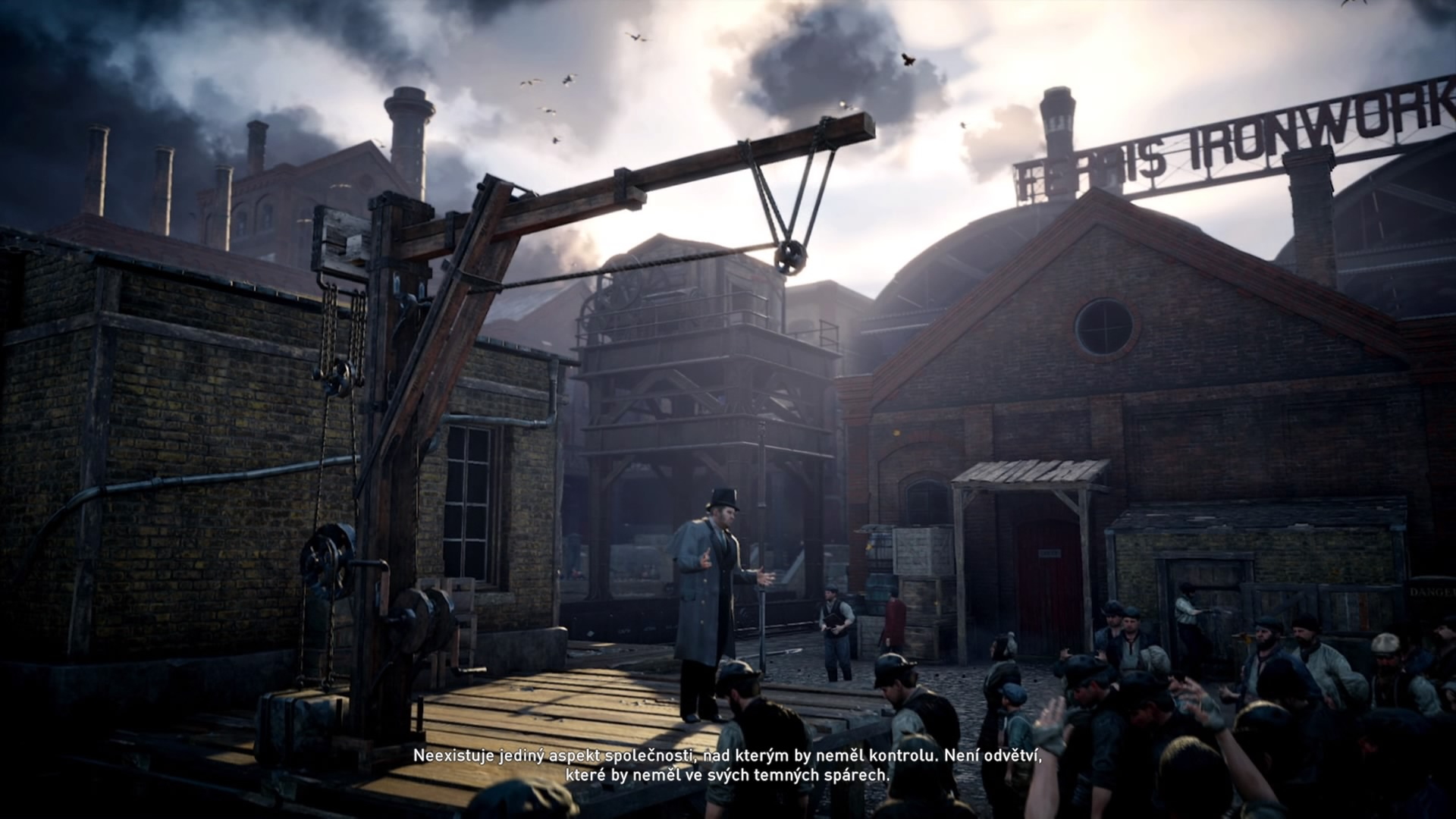 Čeština v Assassin's Creed: Syndicate je kompletní 115333