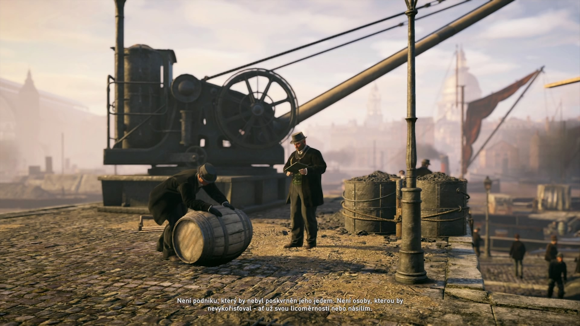 Čeština v Assassin's Creed: Syndicate je kompletní 115334