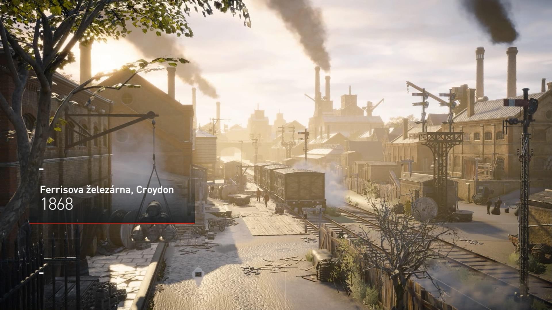 Čeština v Assassin's Creed: Syndicate je kompletní 115335