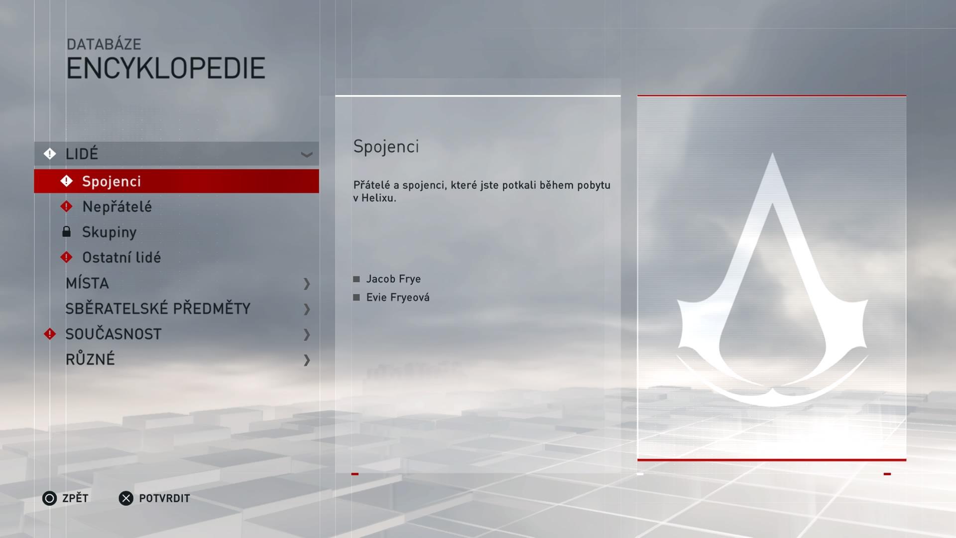 Čeština v Assassin's Creed: Syndicate je kompletní 115339