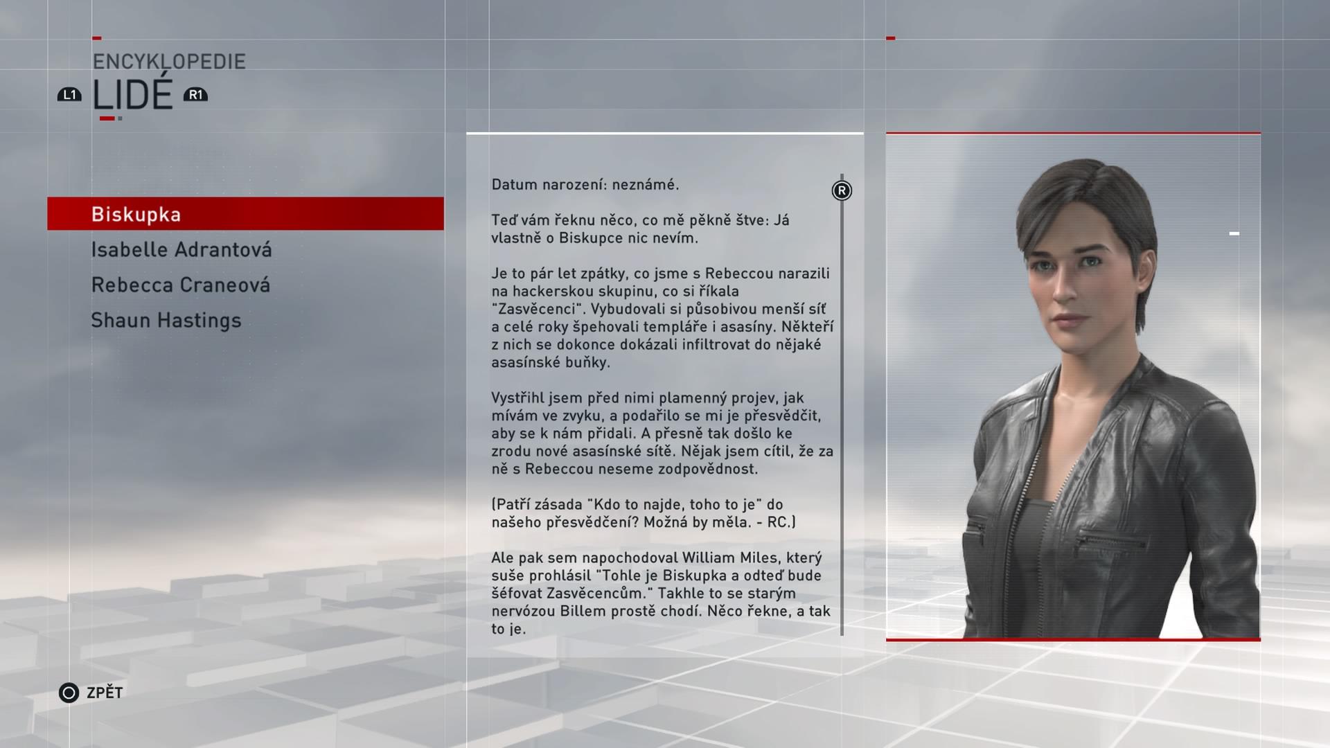 Čeština v Assassin's Creed: Syndicate je kompletní 115340