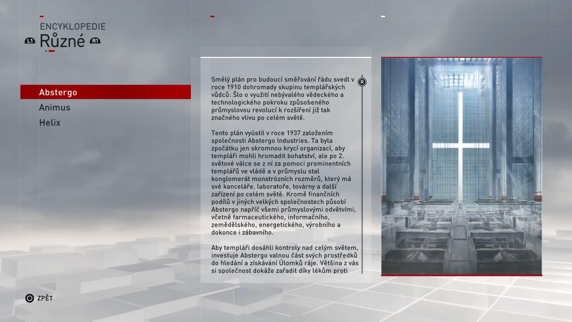 Čeština v Assassin's Creed: Syndicate je kompletní 115341