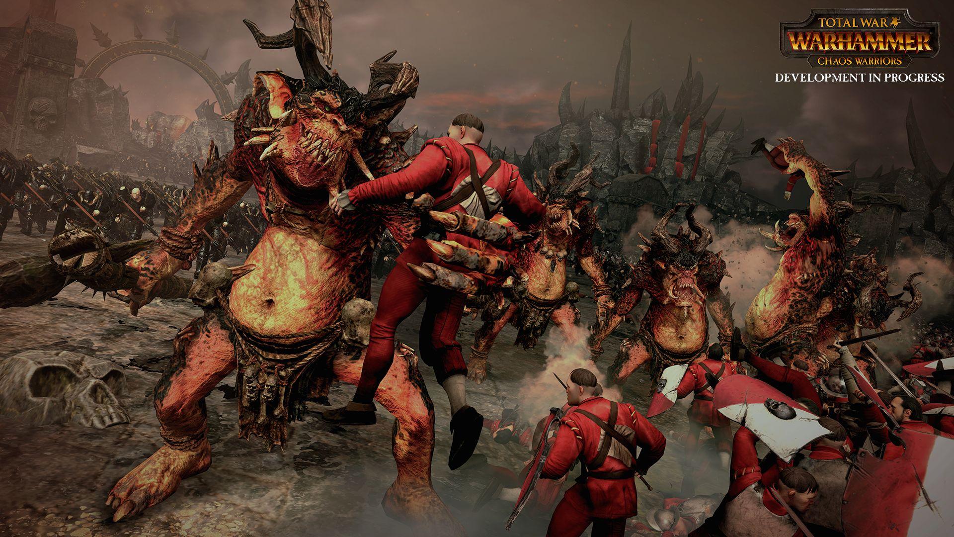 Total War: Warhammer má konečně datum vydání 115354