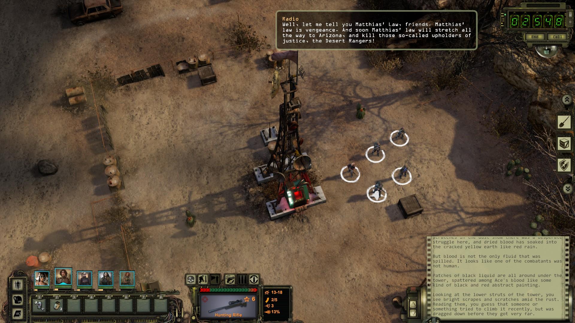Wasteland 2: Director's Cut 115376