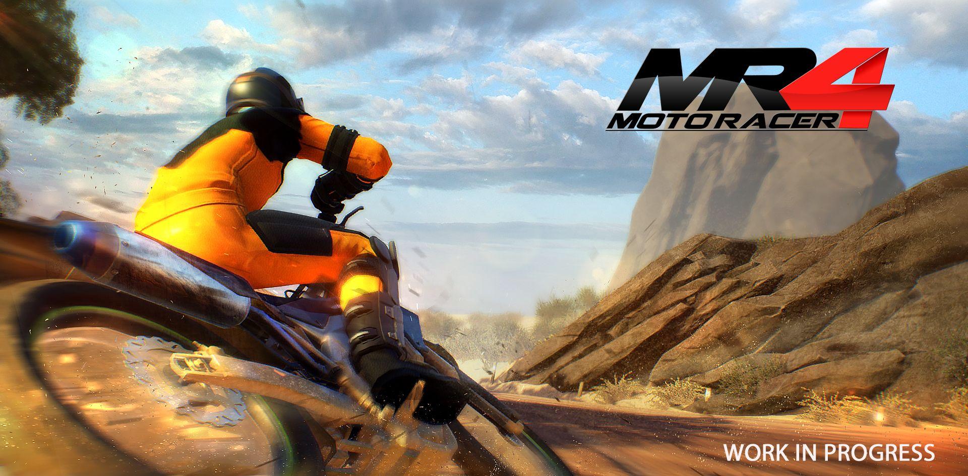 První obrázky z Moto Racer 4 115403