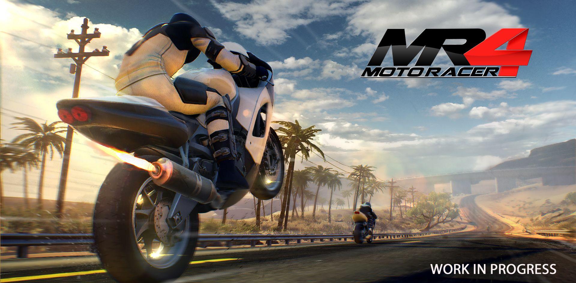 První obrázky z Moto Racer 4 115404