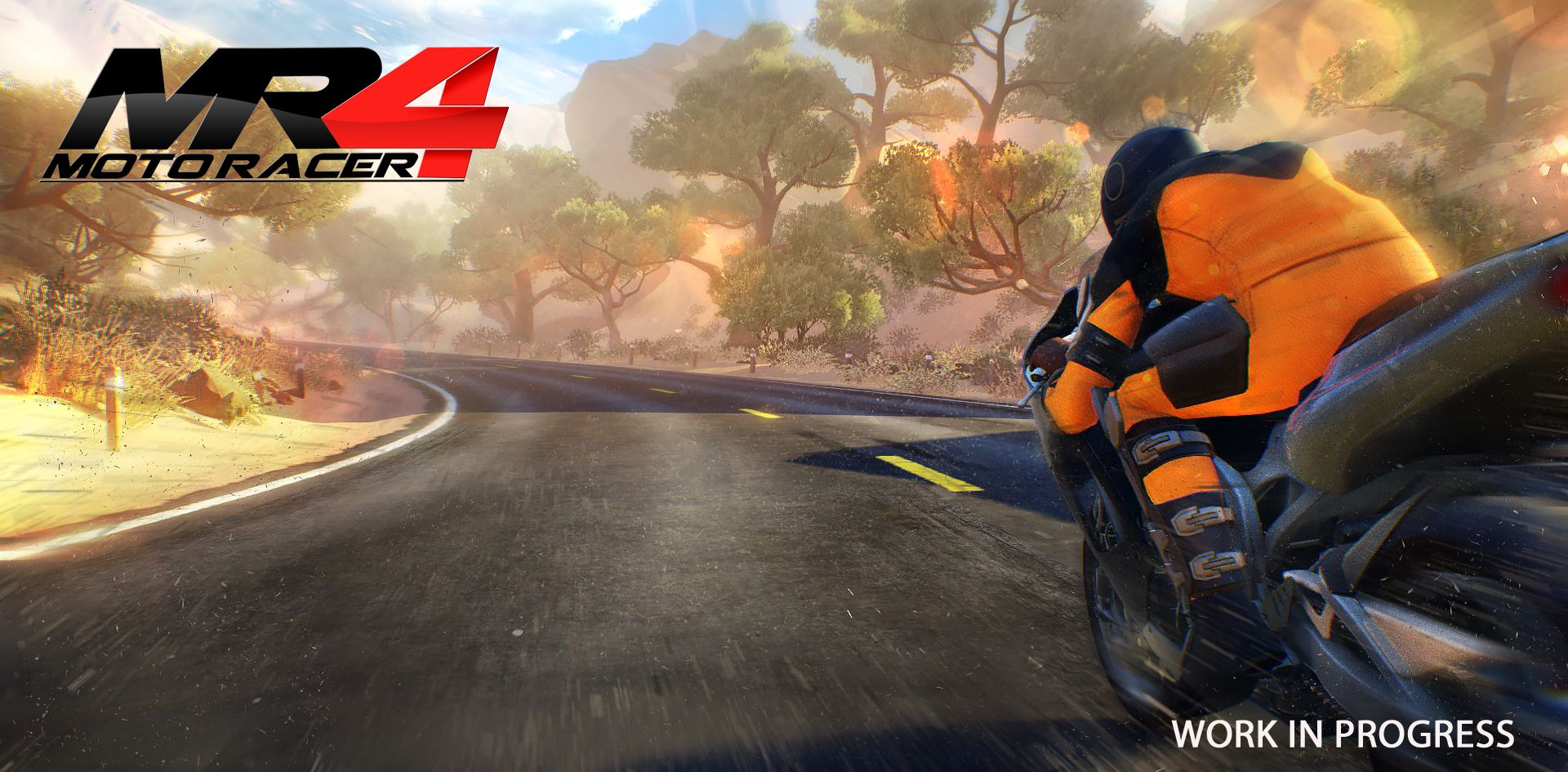První obrázky z Moto Racer 4 115405