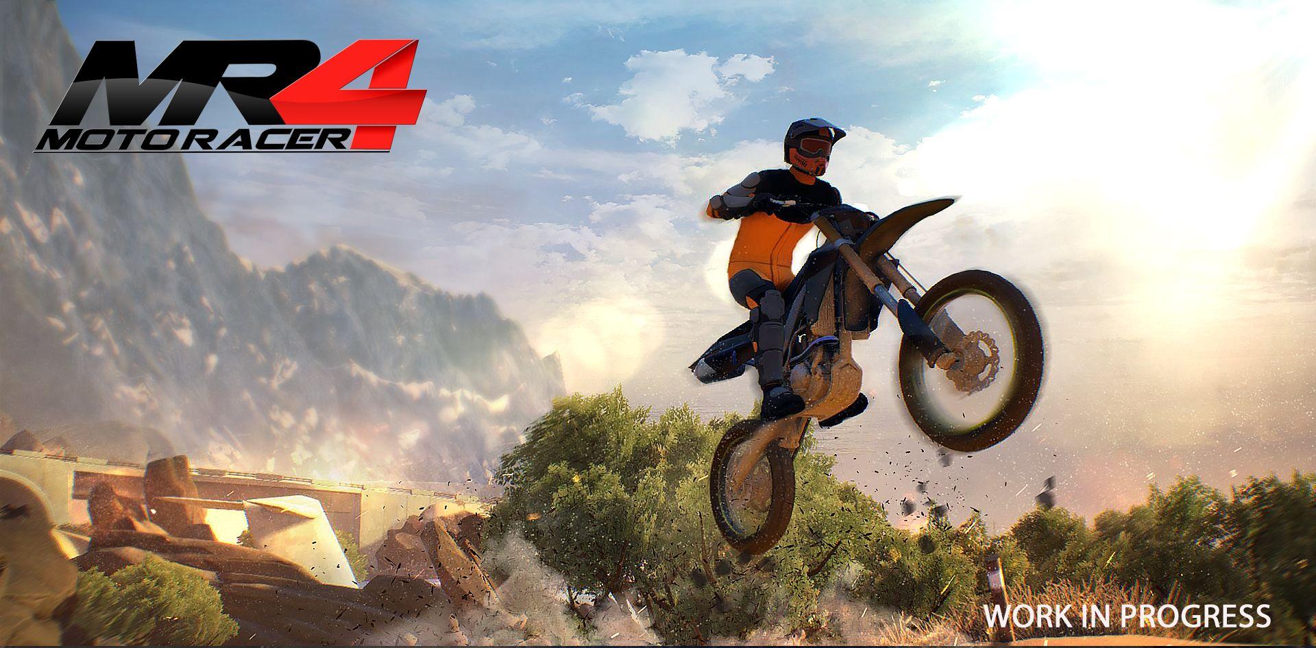První obrázky z Moto Racer 4 115406