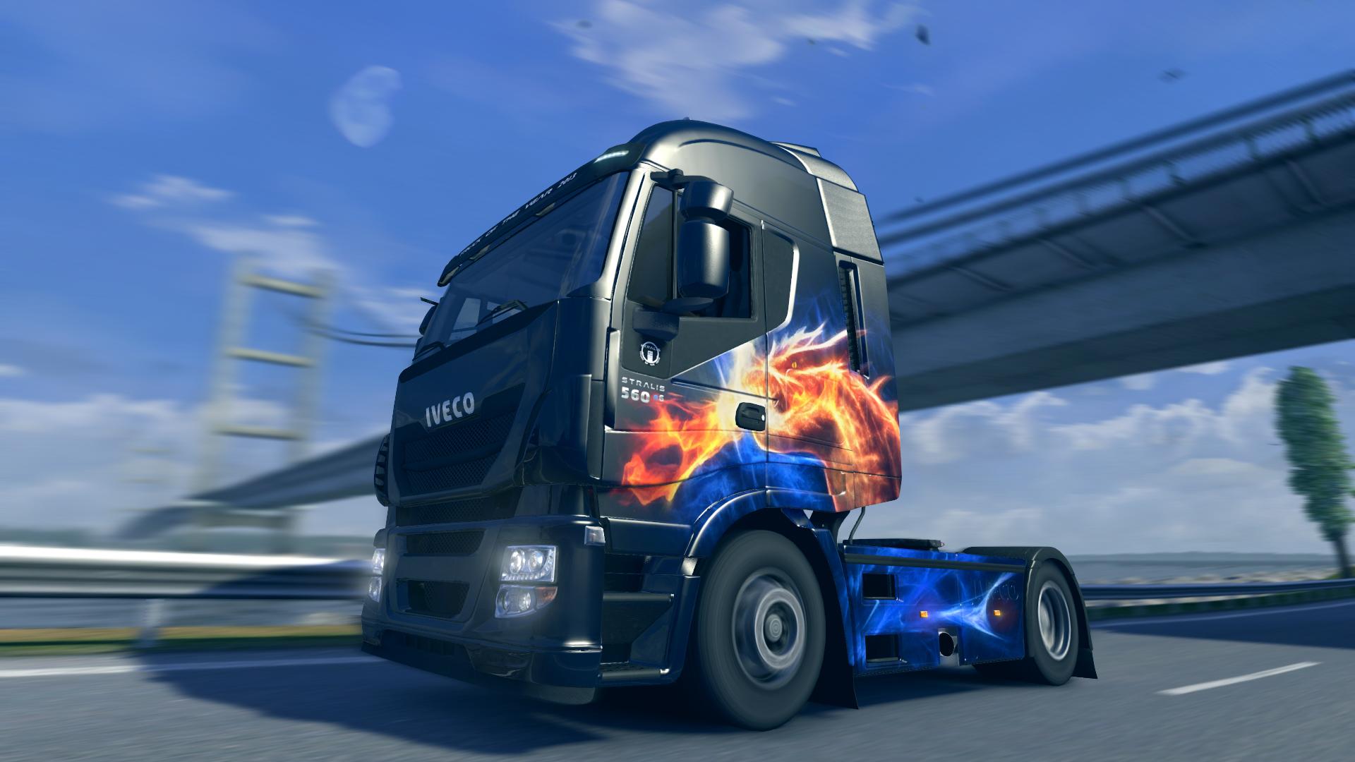 Euro Truck Simulator 2 nezapomněl na Halloween 115420