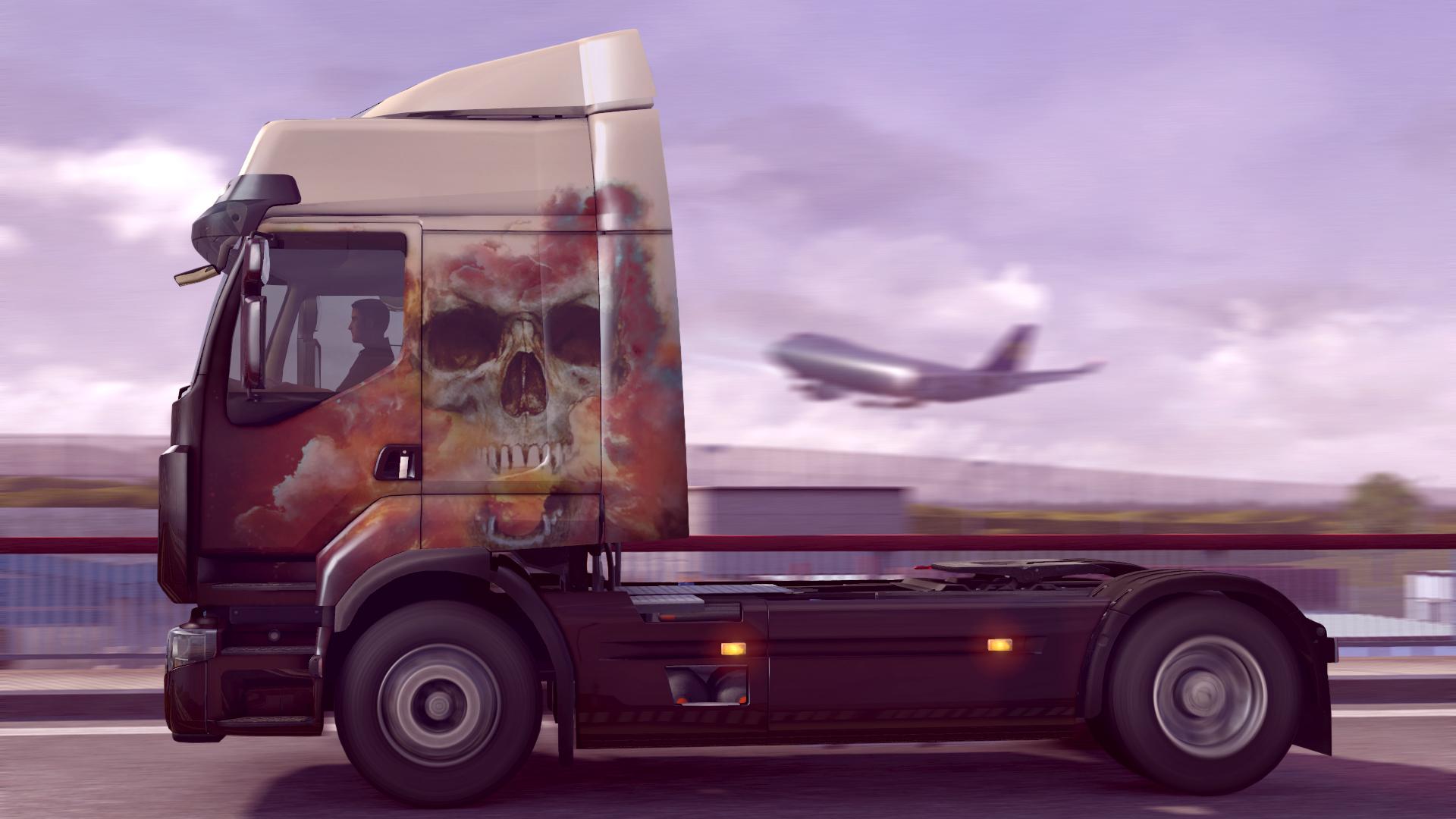 Euro Truck Simulator 2 nezapomněl na Halloween 115421