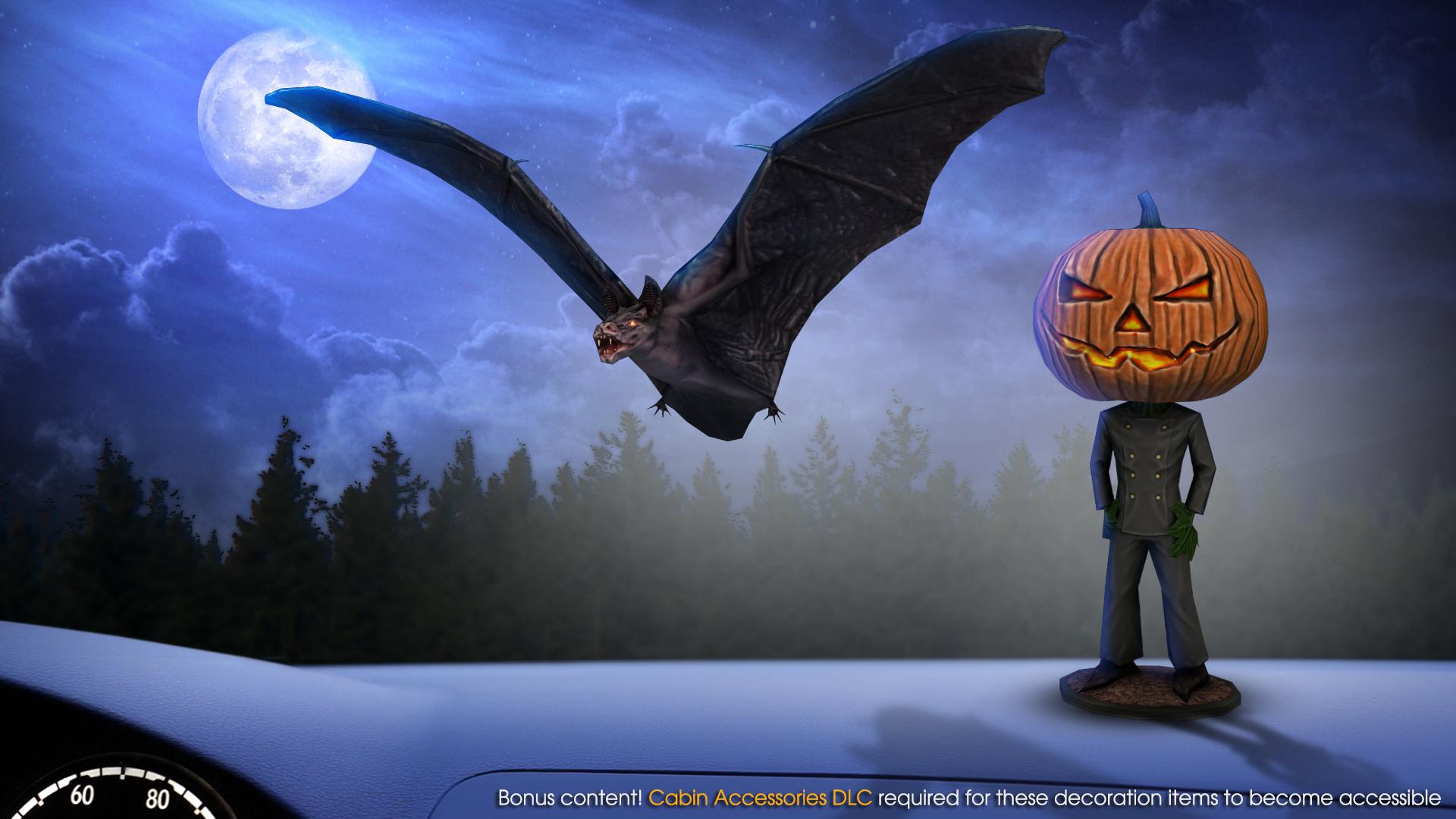 Euro Truck Simulator 2 nezapomněl na Halloween 115423