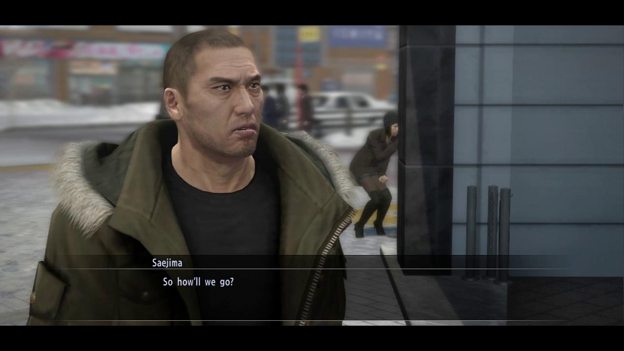 Sega představuje postavy páté Yakuzy 115438