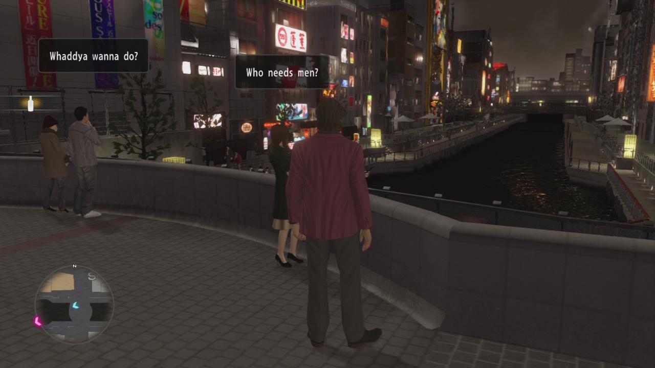 Sega představuje postavy páté Yakuzy 115442