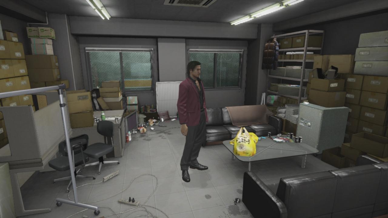 Sega představuje postavy páté Yakuzy 115447