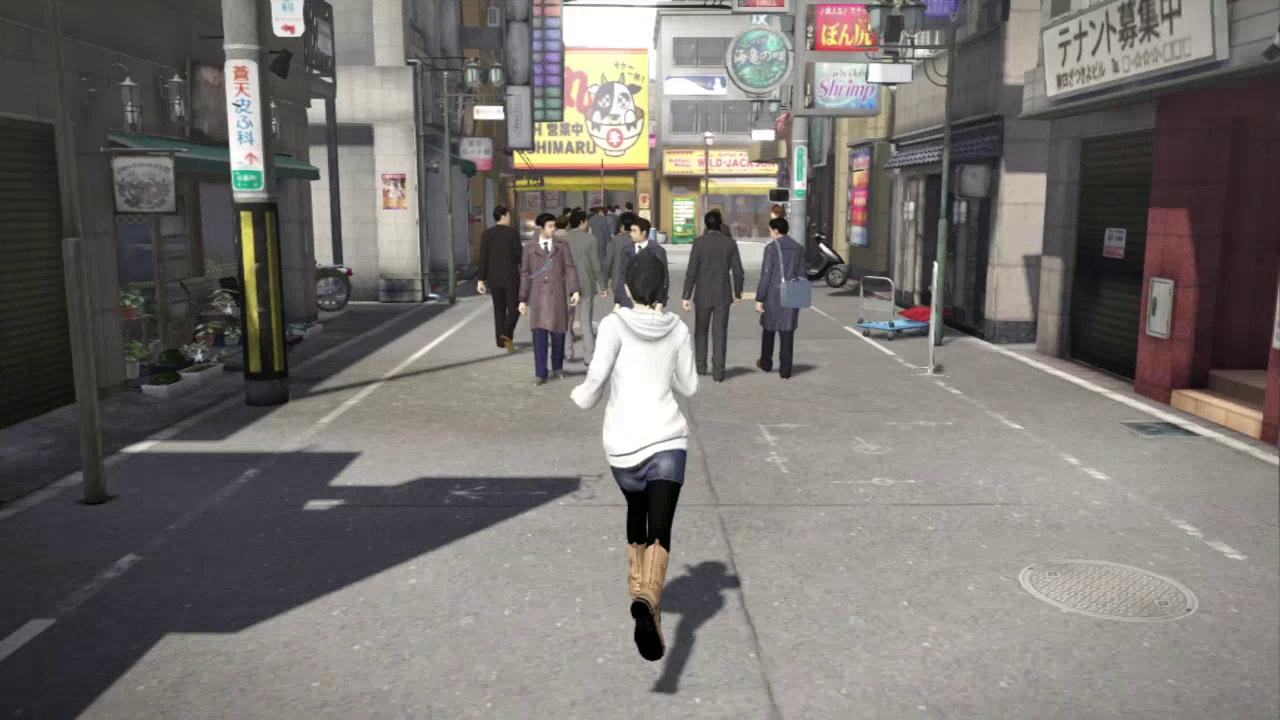 Sega představuje postavy páté Yakuzy 115448