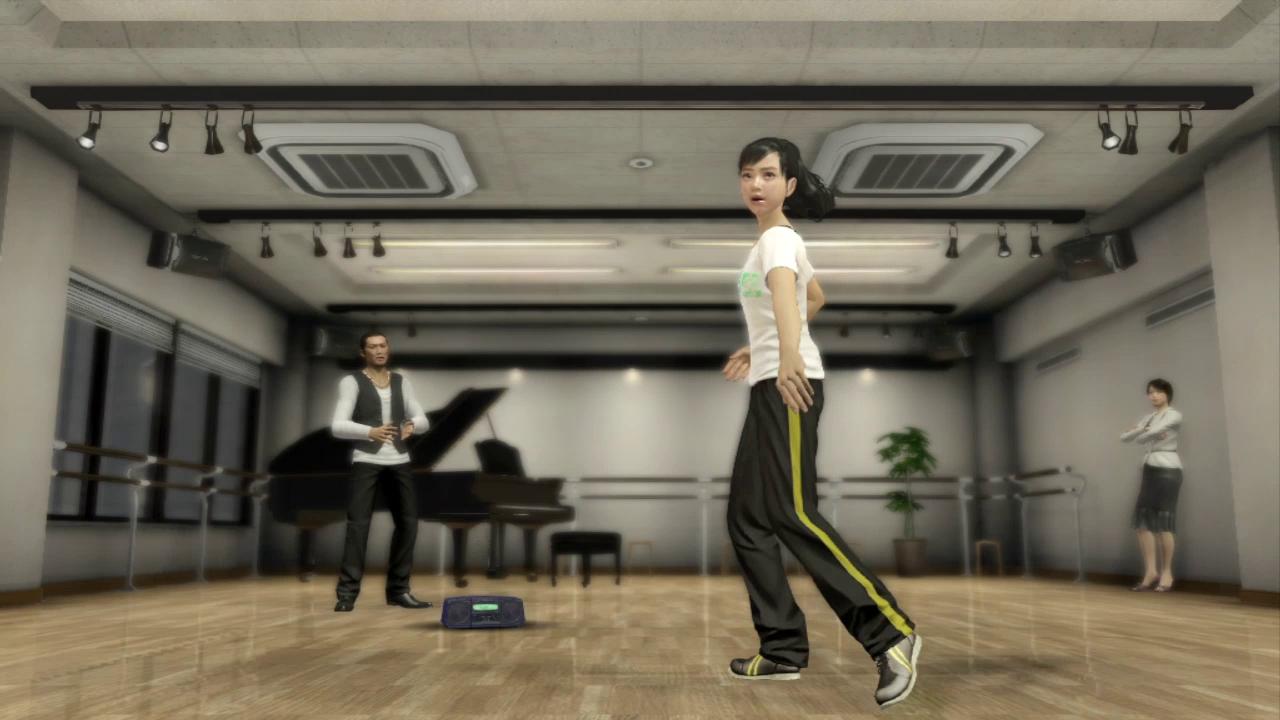 Sega představuje postavy páté Yakuzy 115450