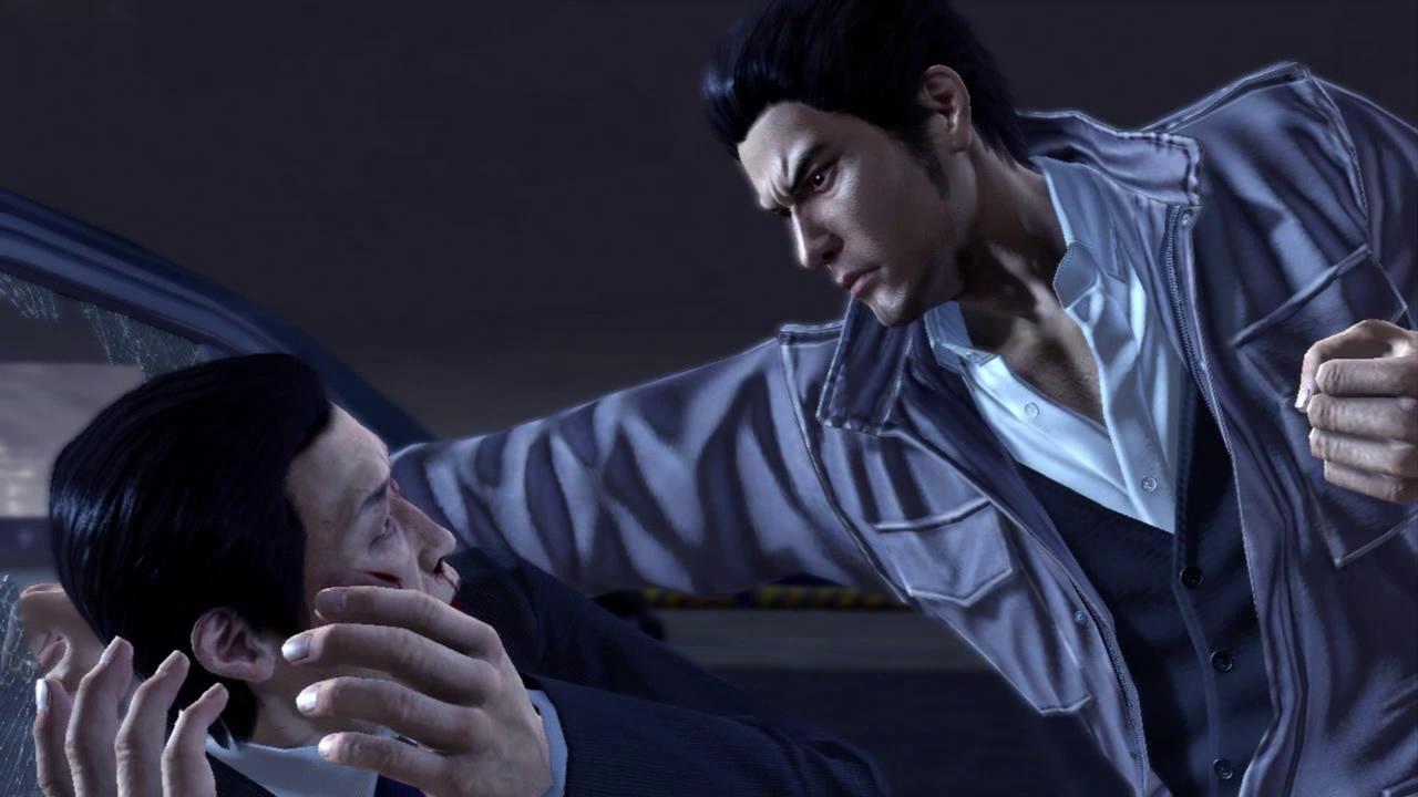 Sega představuje postavy páté Yakuzy 115457