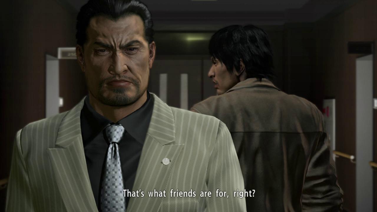 Sega představuje postavy páté Yakuzy 115469