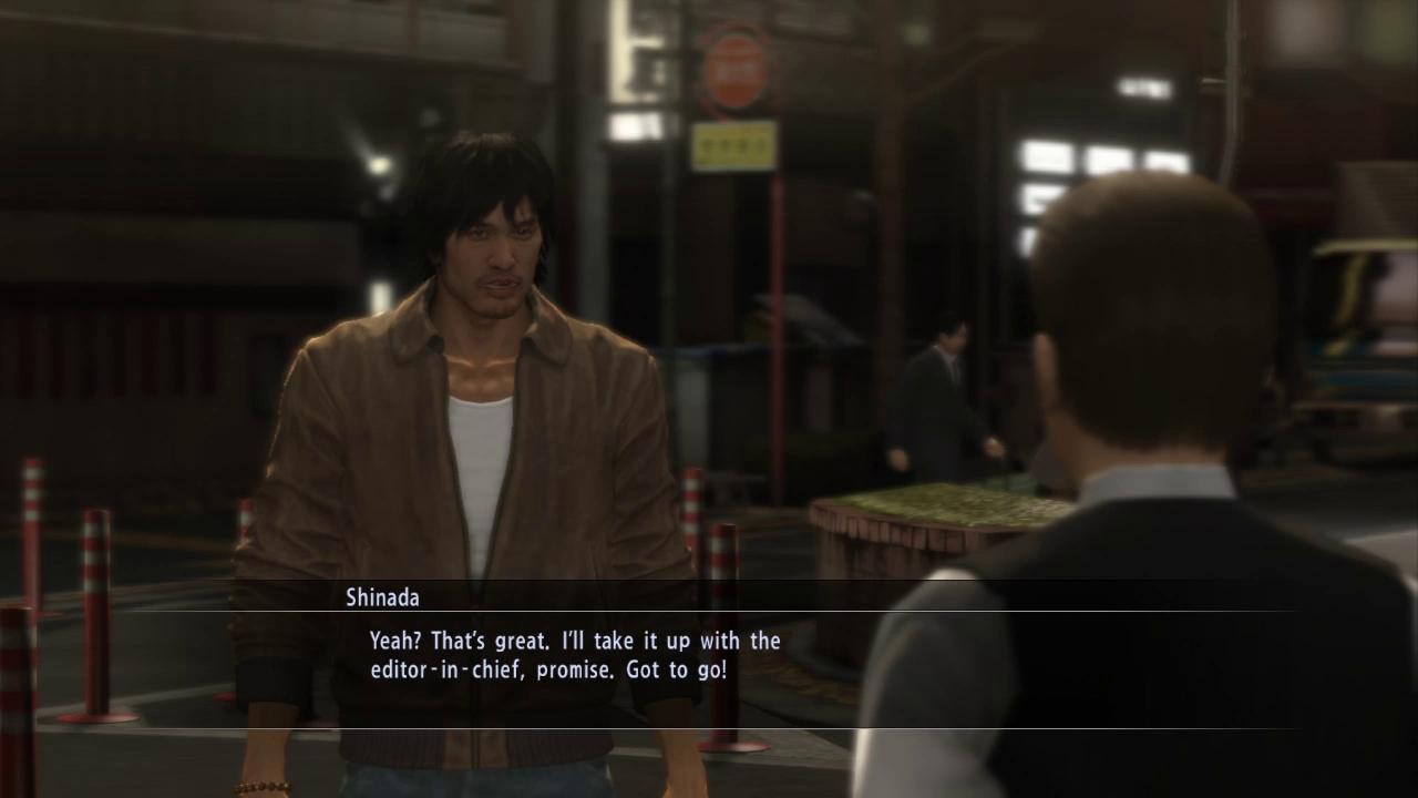 Sega představuje postavy páté Yakuzy 115470
