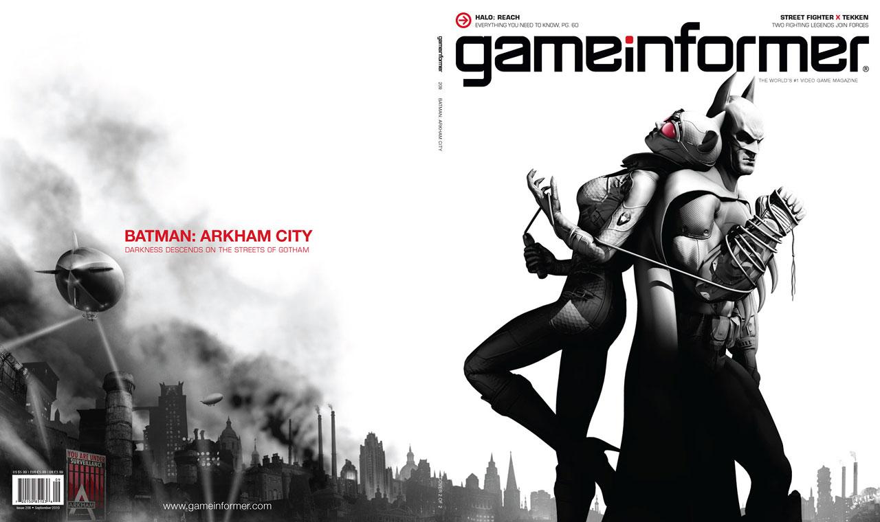 Batman: Arkham City - Detaily o příběhu a hratelnosti 11553