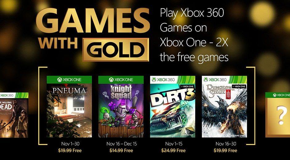 Jakými hrami nadchne Gold účet v listopadu? 115553