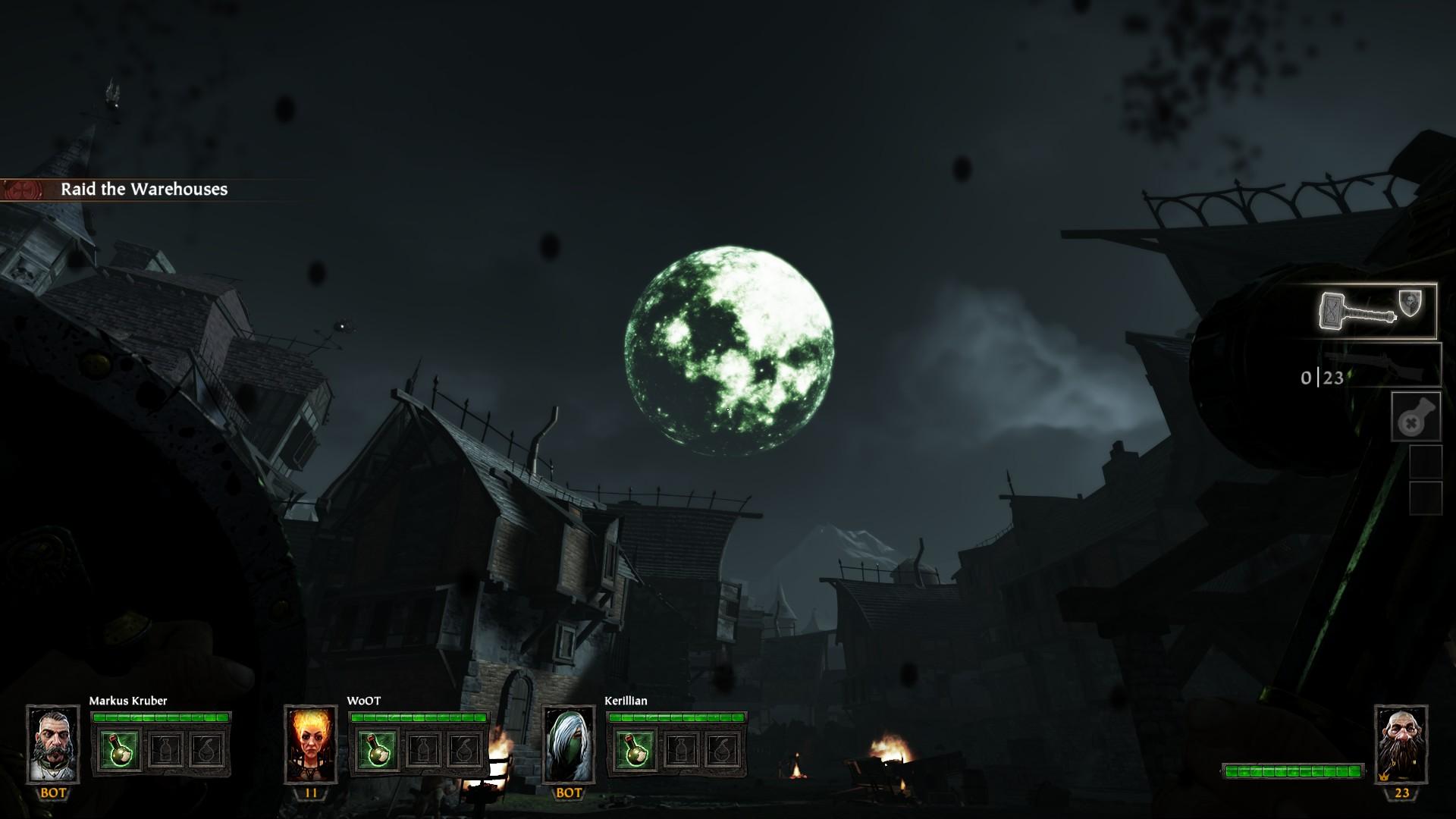 Warhammer: End Times – Vermintide je vydařená krysí řež 115558