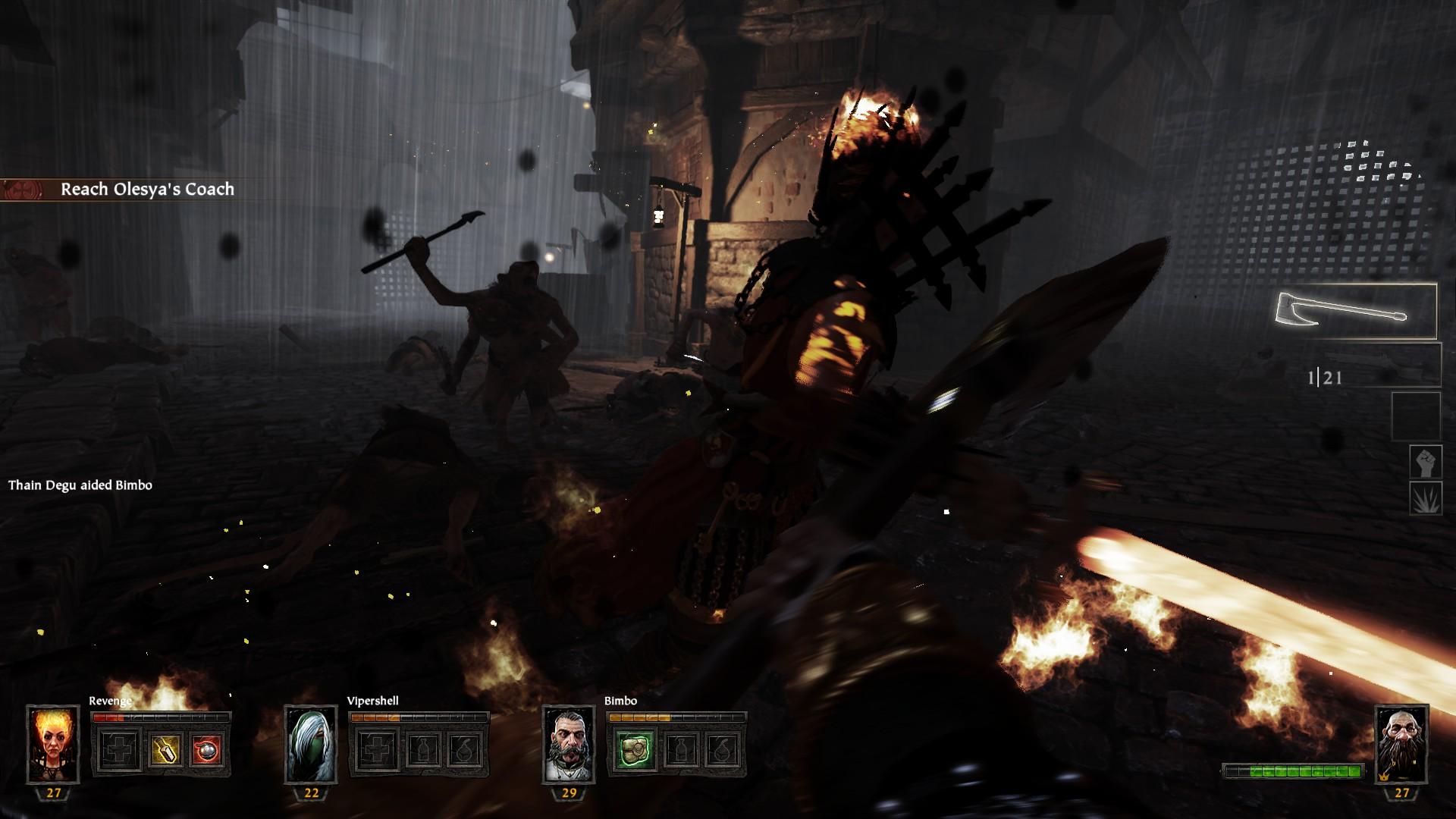 Warhammer: End Times – Vermintide je vydařená krysí řež 115559