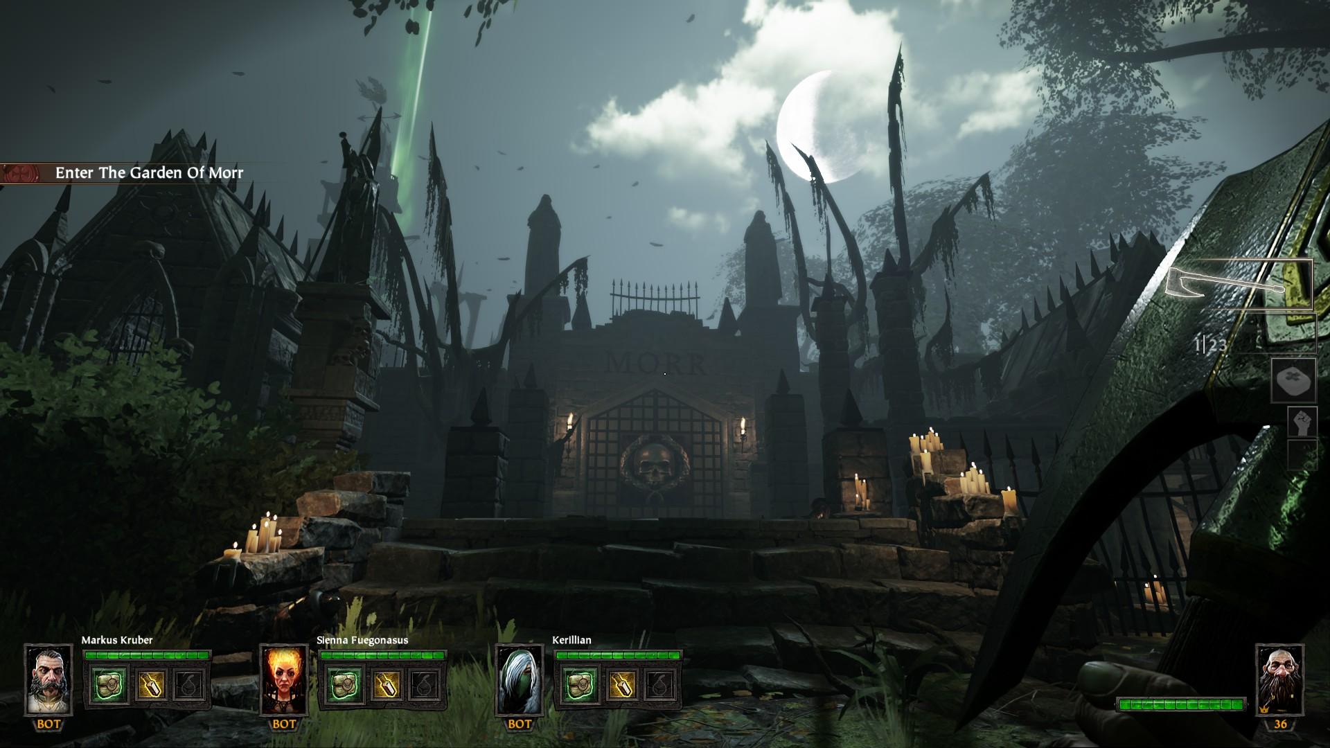 Warhammer: End Times – Vermintide je vydařená krysí řež 115566