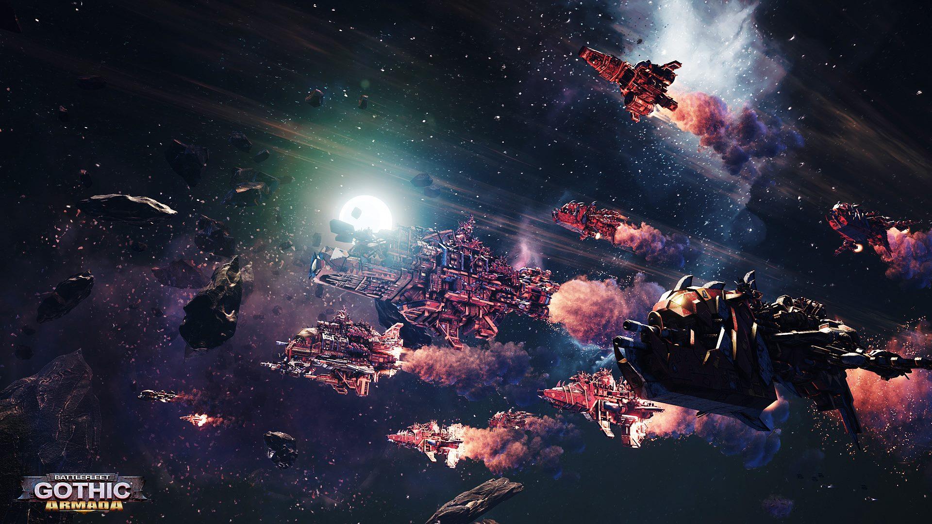 Krásné obrázky z Battlefleet Gothic: Armada 115586