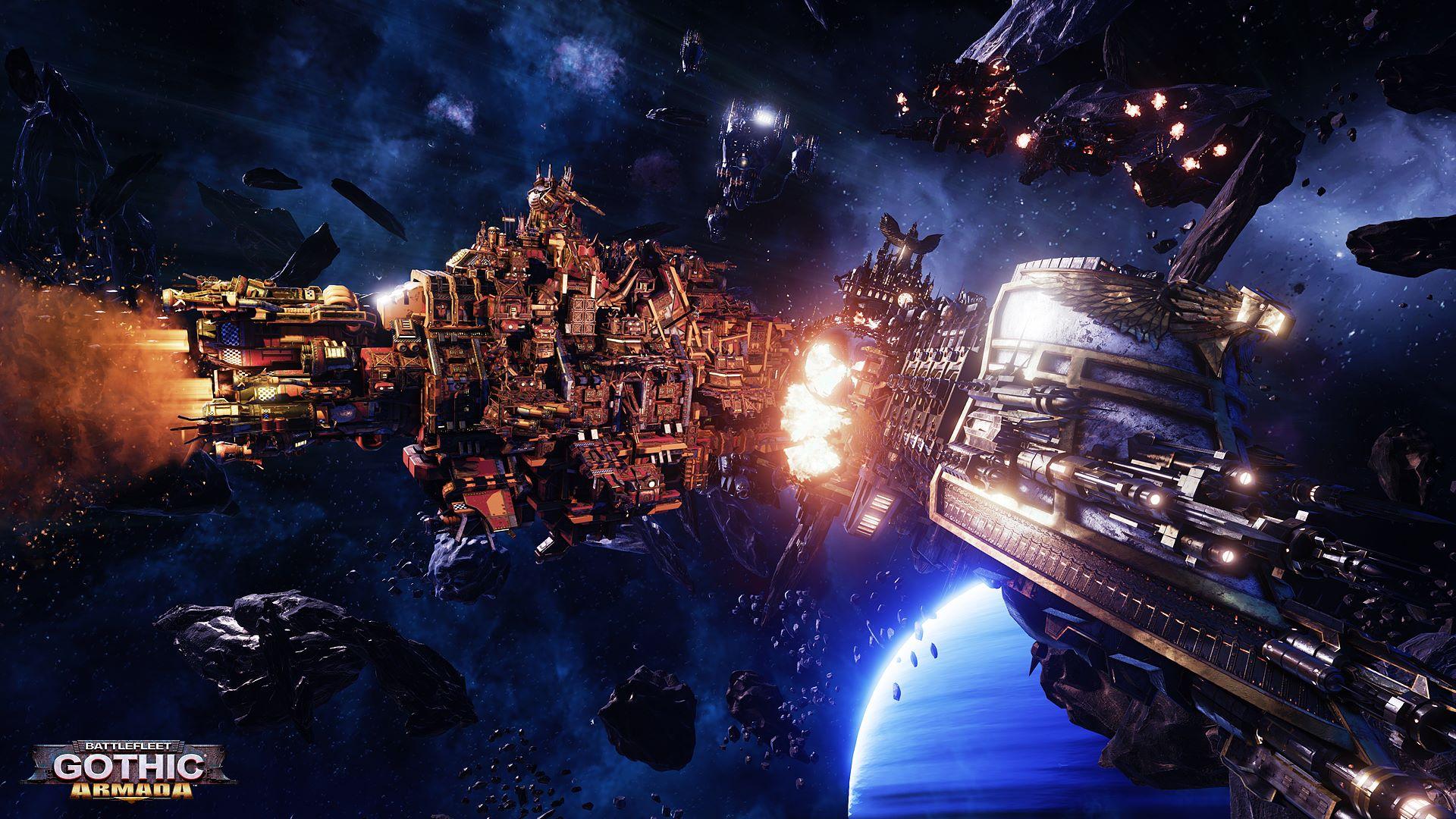 Krásné obrázky z Battlefleet Gothic: Armada 115587