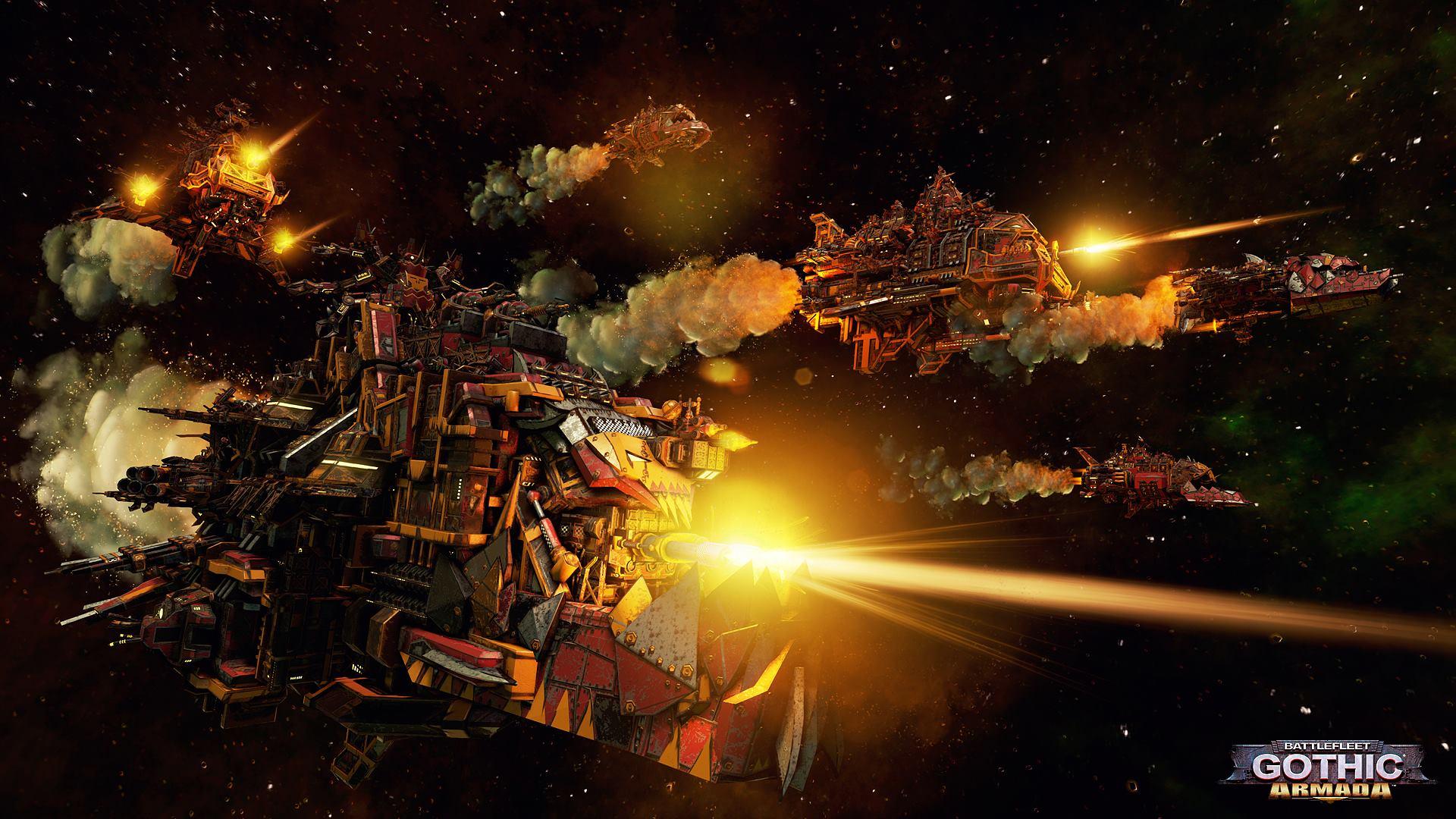 Krásné obrázky z Battlefleet Gothic: Armada 115588