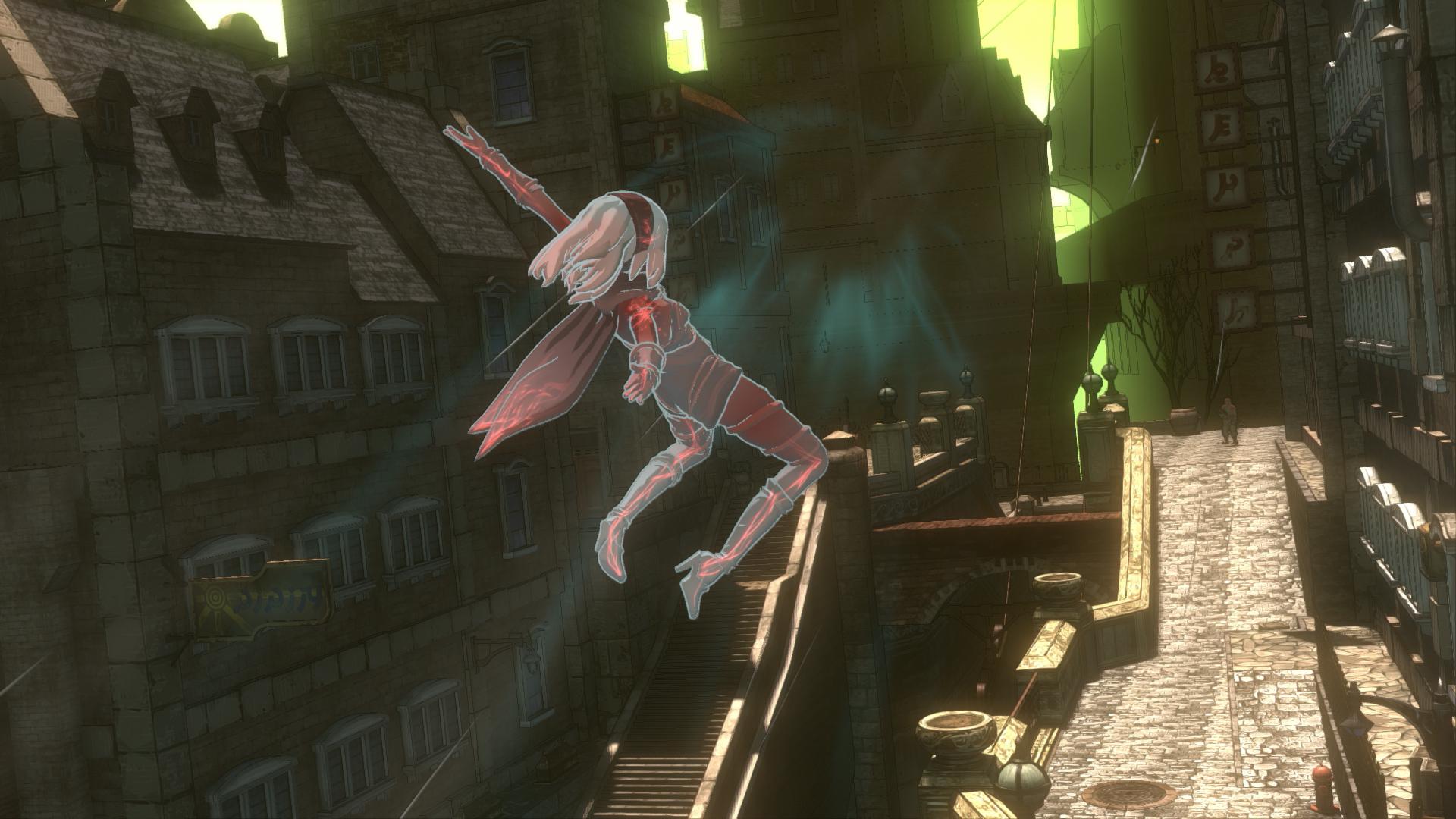 Gravity Rush Remastered u nás v krabici, v USA jen digitálně 115615