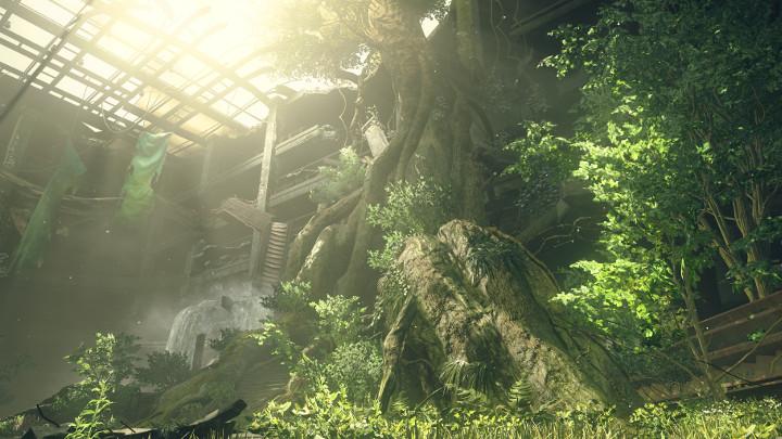 NieR: Automata v prvním gameplay traileru a screenshoty 115672