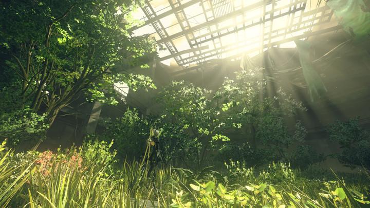 NieR: Automata v prvním gameplay traileru a screenshoty 115673