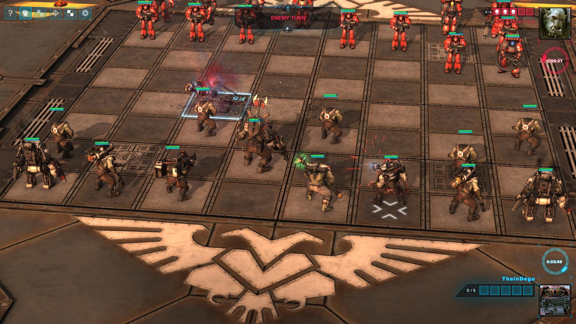 Warhammer 40,000: Regicide – šachy budoucnosti 115702