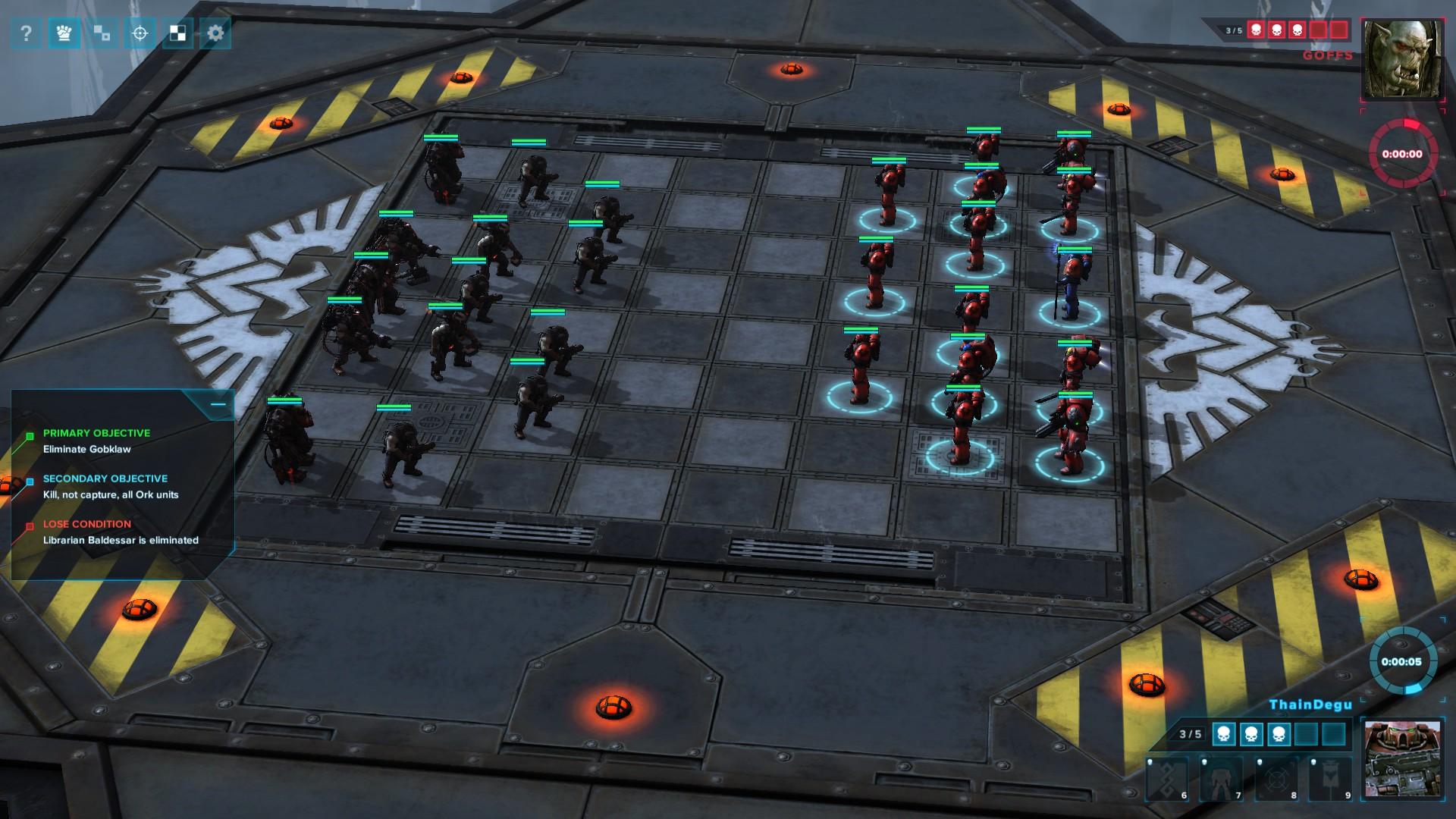 Warhammer 40,000: Regicide – šachy budoucnosti 115704