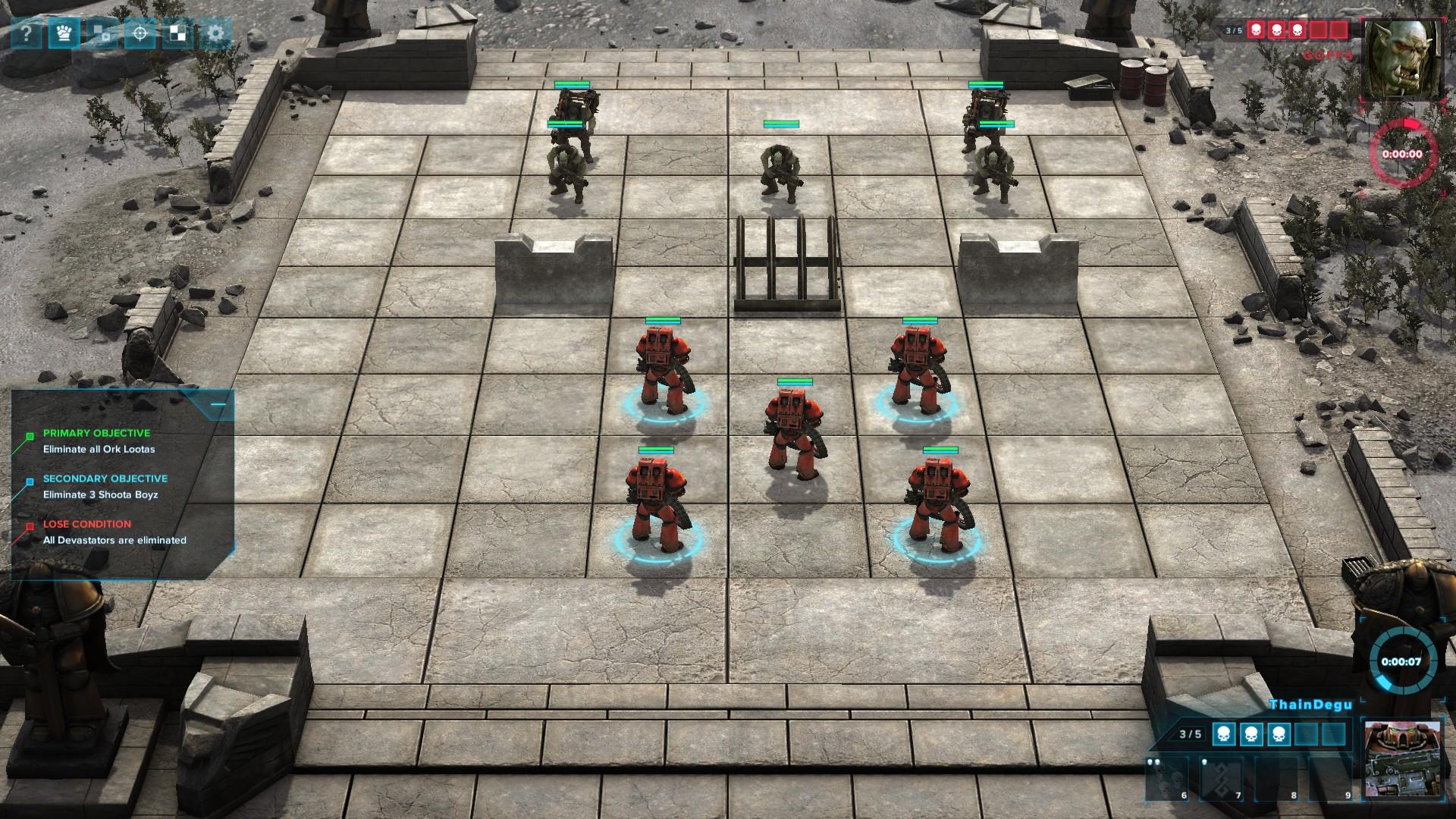 Warhammer 40,000: Regicide – šachy budoucnosti 115705