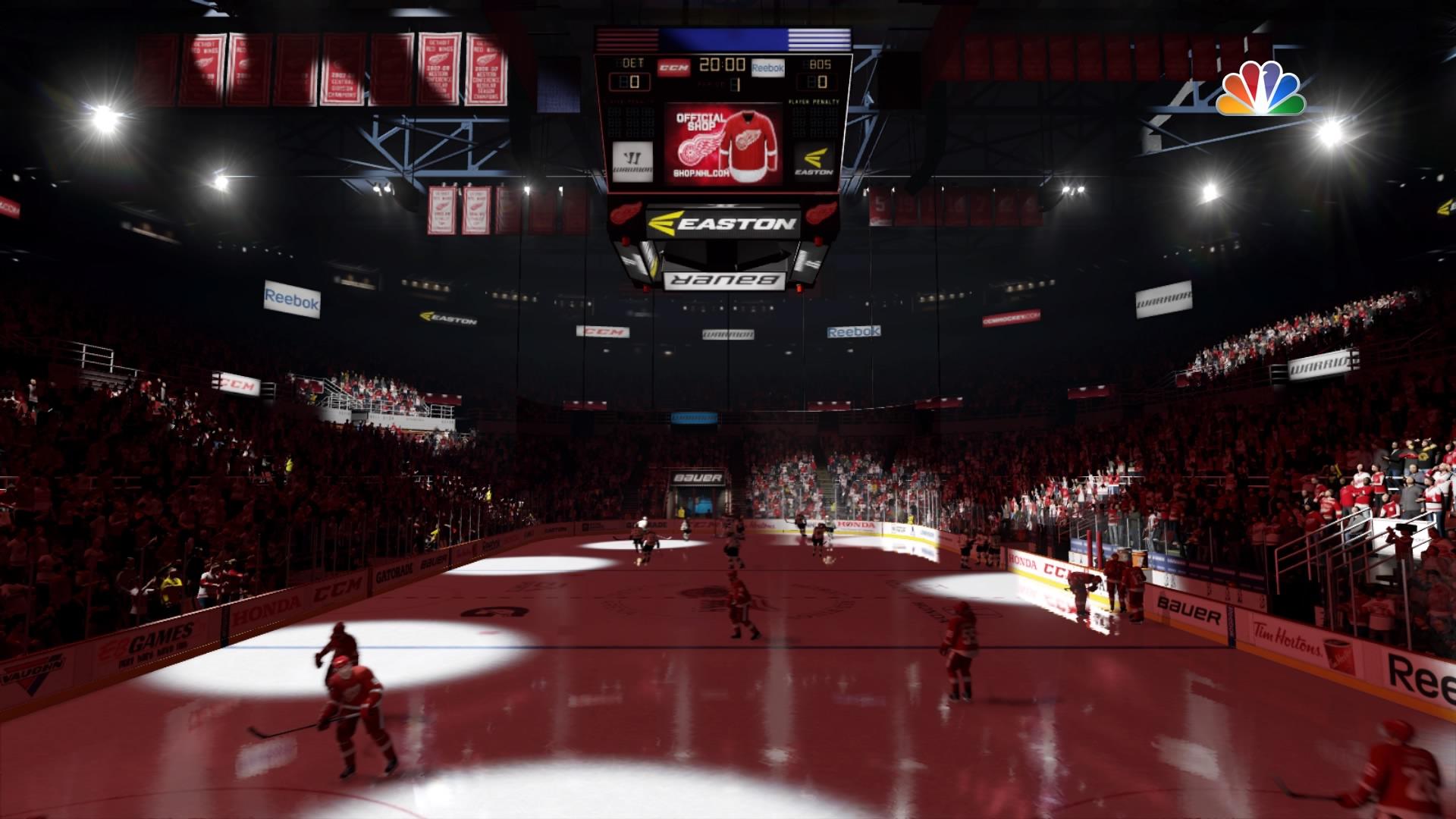NHL 16 – nazout brusle, oprášit hokejky 115720