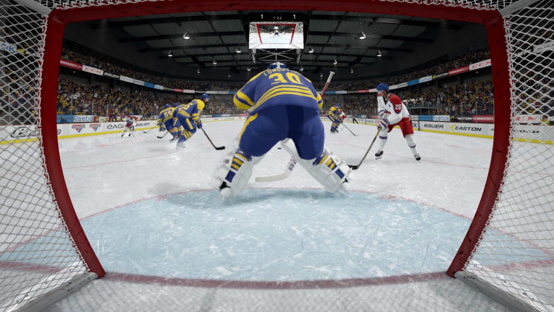 NHL 16 – nazout brusle, oprášit hokejky 115724
