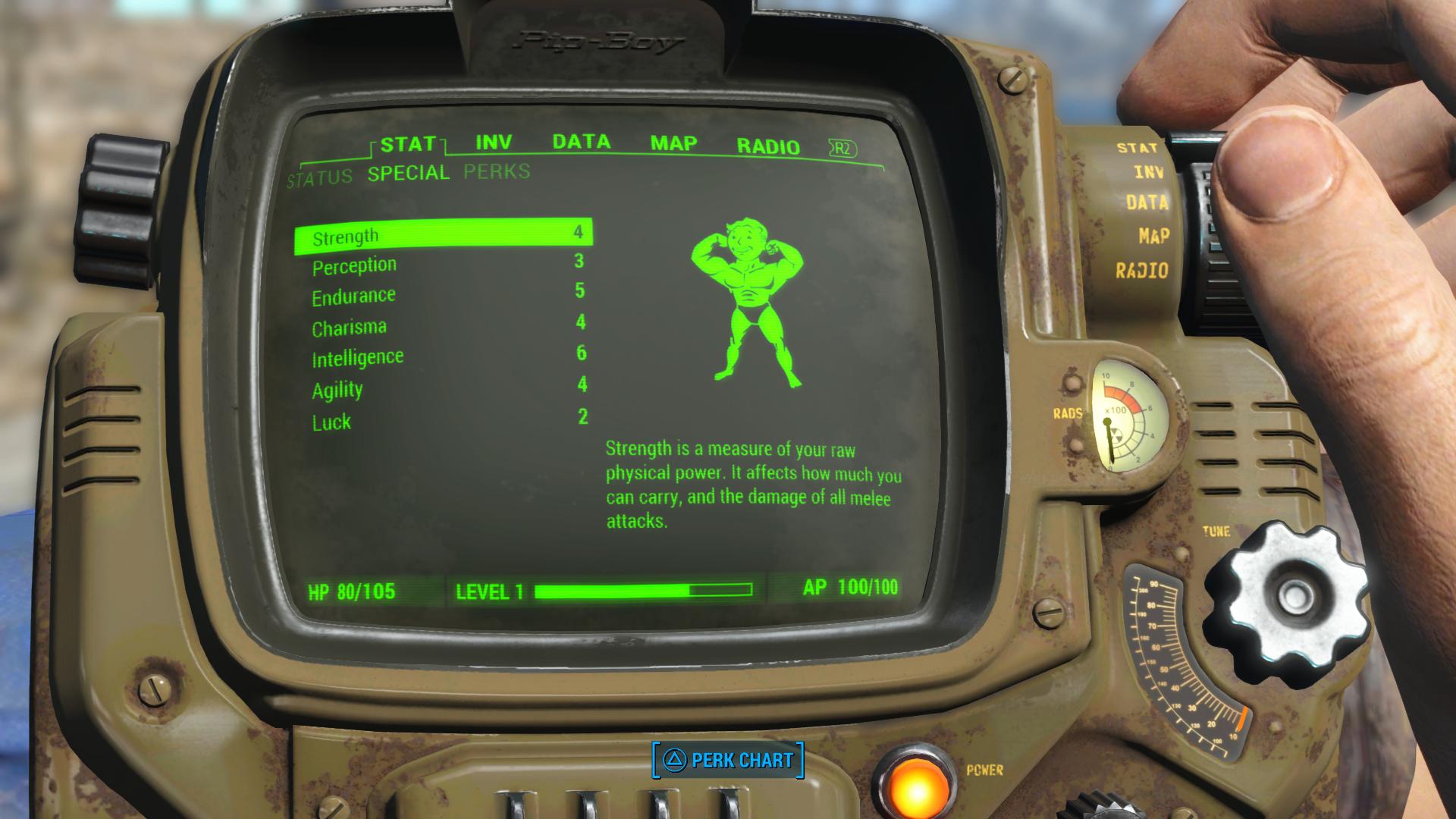 Podívejte se na uniklé obrázky z Falloutu 4 115739