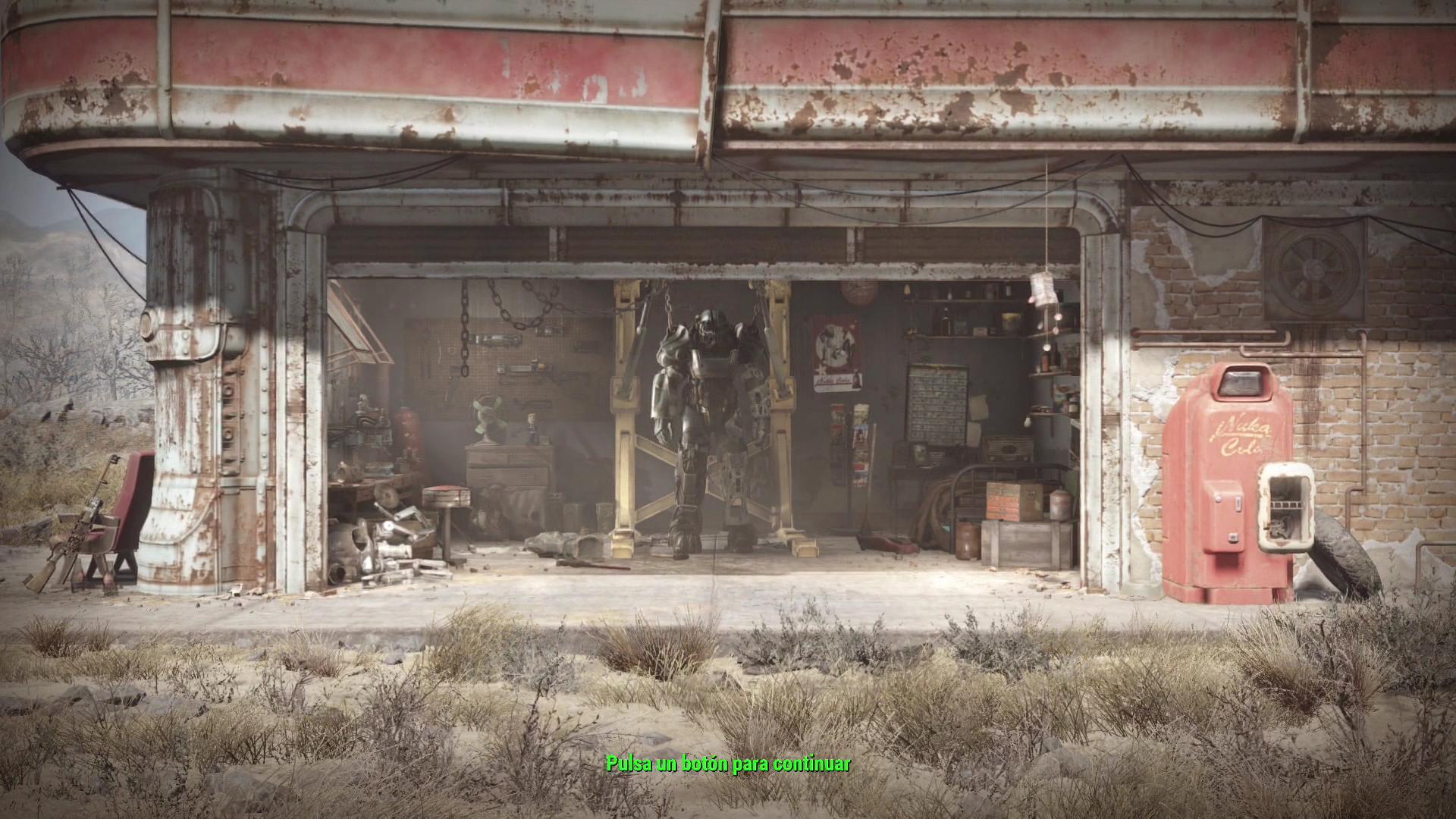 Podívejte se na uniklé obrázky z Falloutu 4 115743