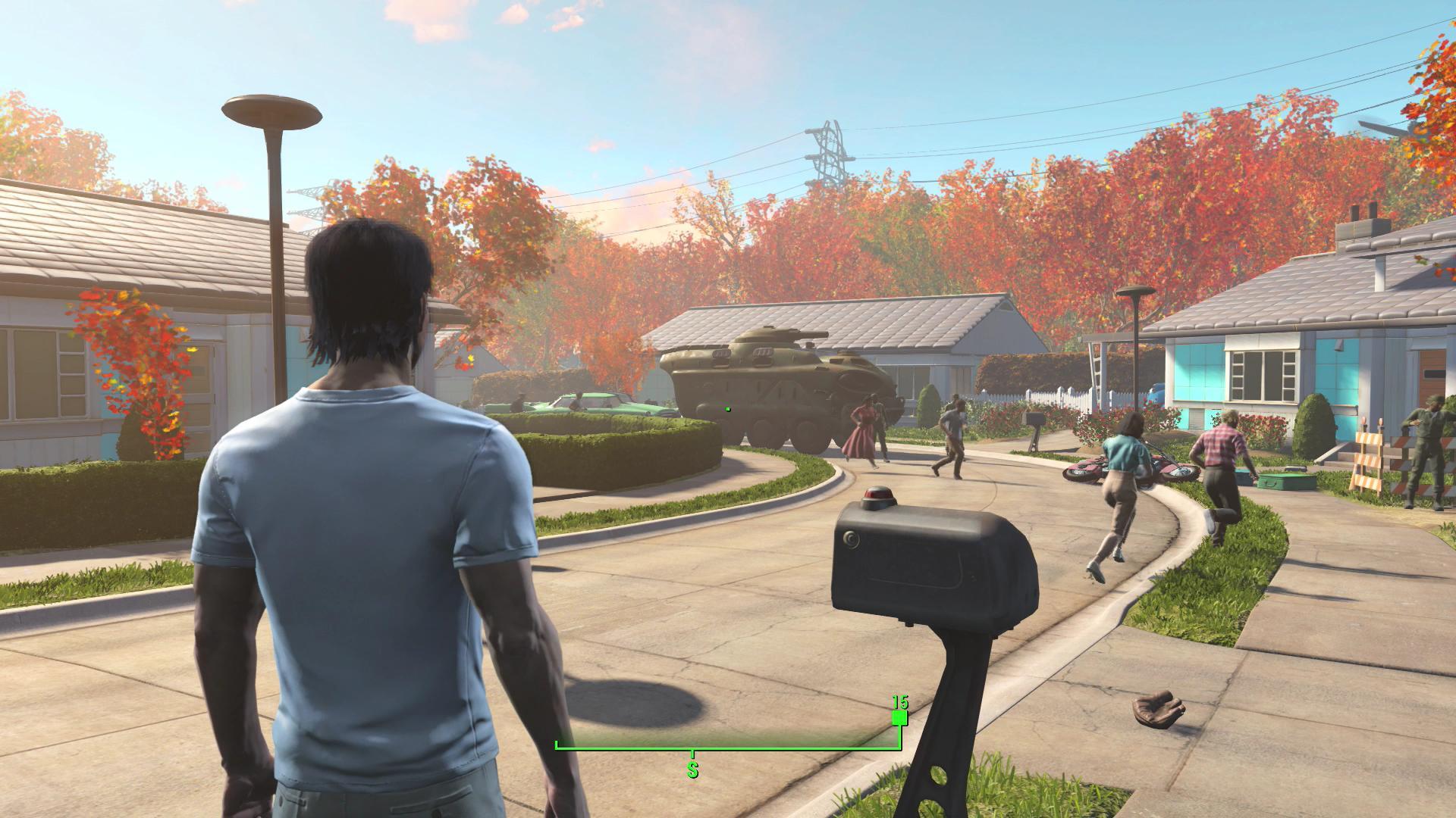 Podívejte se na uniklé obrázky z Falloutu 4 115746